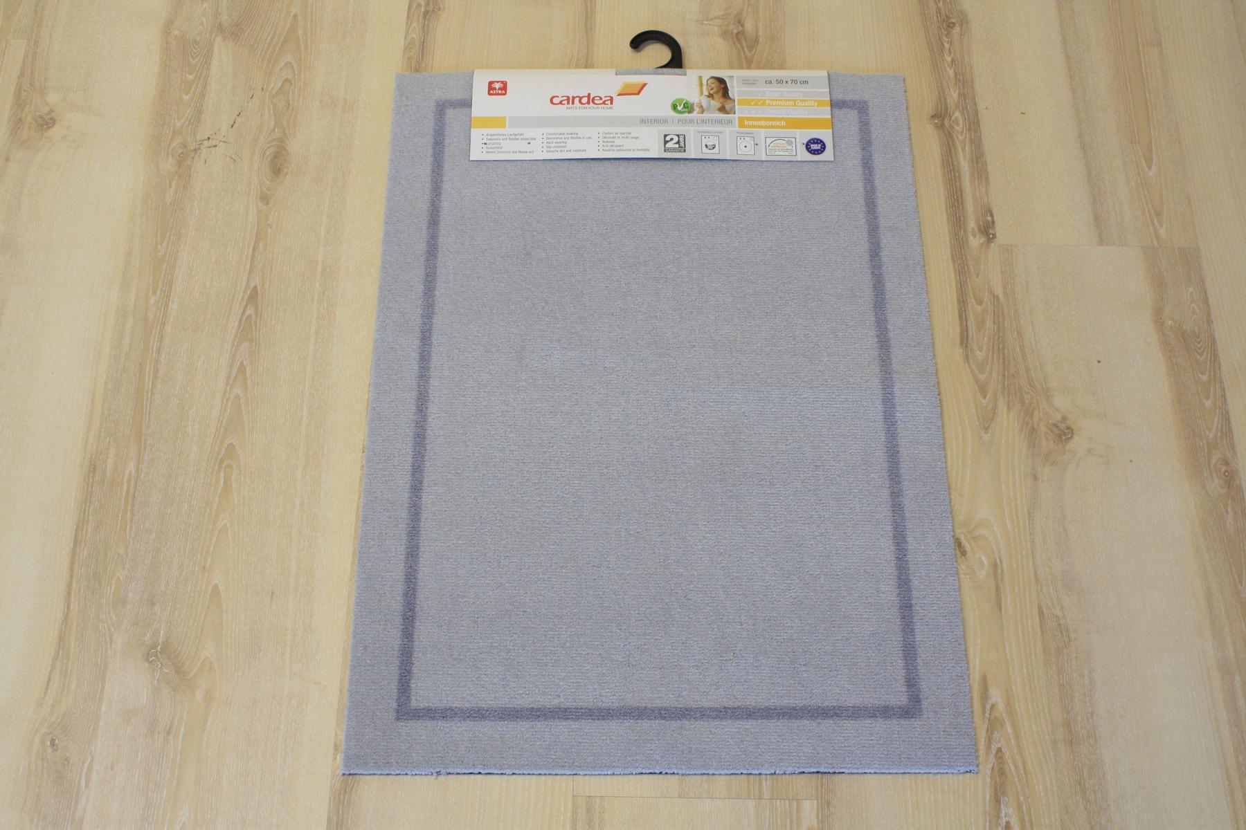 Foot Mat Door Mat Cardea Astra 12 Salt Amp Pepper Uni Grey