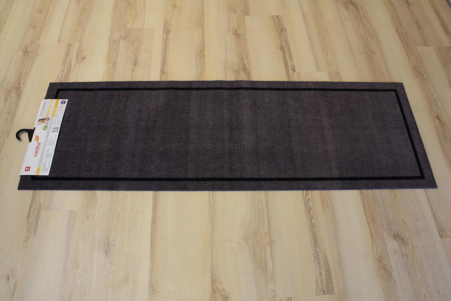 Foot Mat Door Mat cardea Astra 512 Uni 084 Taupe 50×150 cm