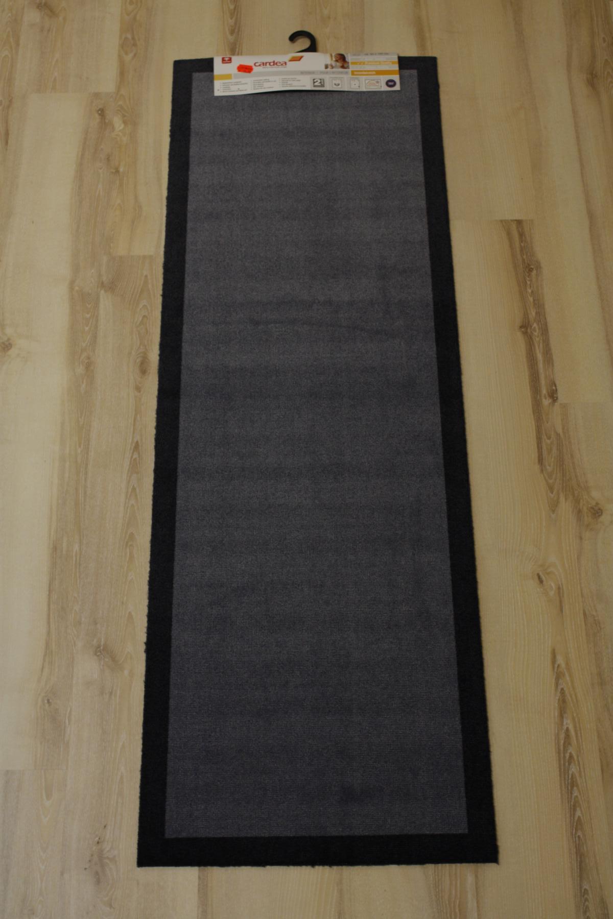 k chenl ufer matte cardea astra 13 fruits uni dunkelgrau 50x150 cm waschbar ebay. Black Bedroom Furniture Sets. Home Design Ideas