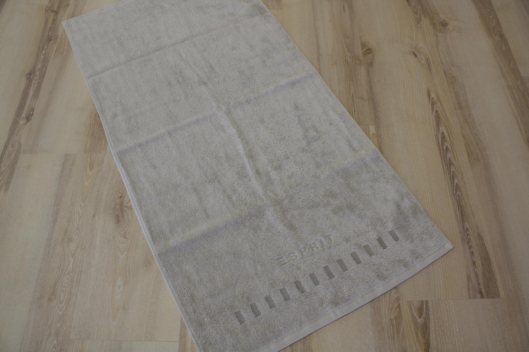 Esprit Handtuch Esprit Home Solid Oatmeal 70×140 cm NEU  eBay
