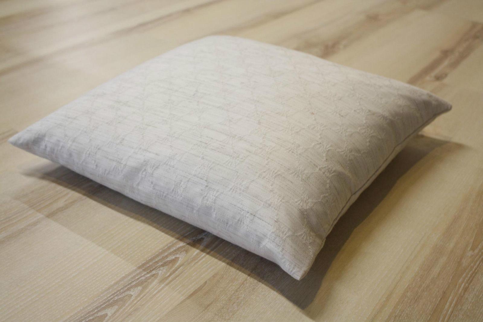 joop kissen uni doubleface pergament sand 50x50cm inkl federf llung neu ebay. Black Bedroom Furniture Sets. Home Design Ideas