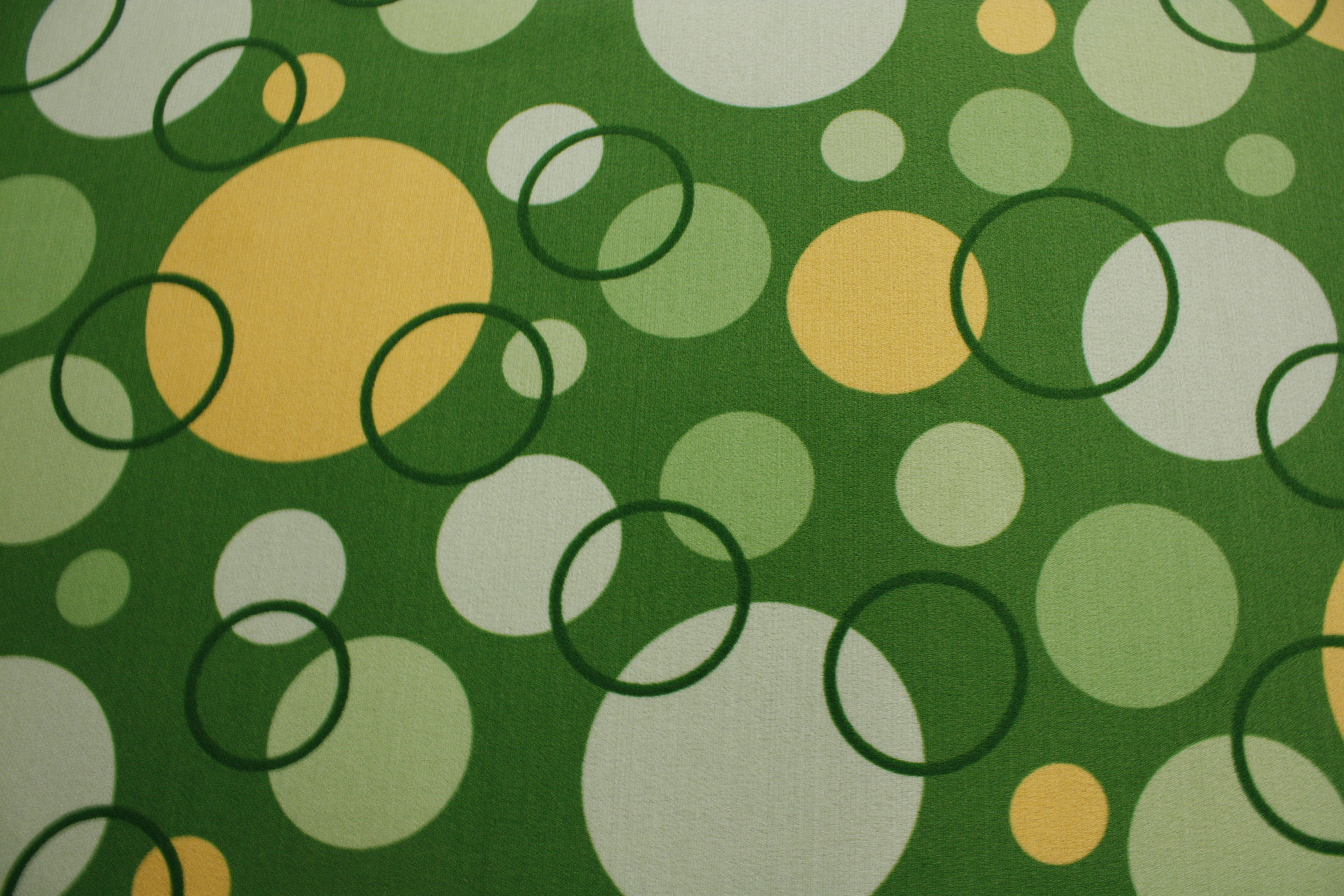 Kinder Rug Play carpet Circle green 400x250cm  eBay