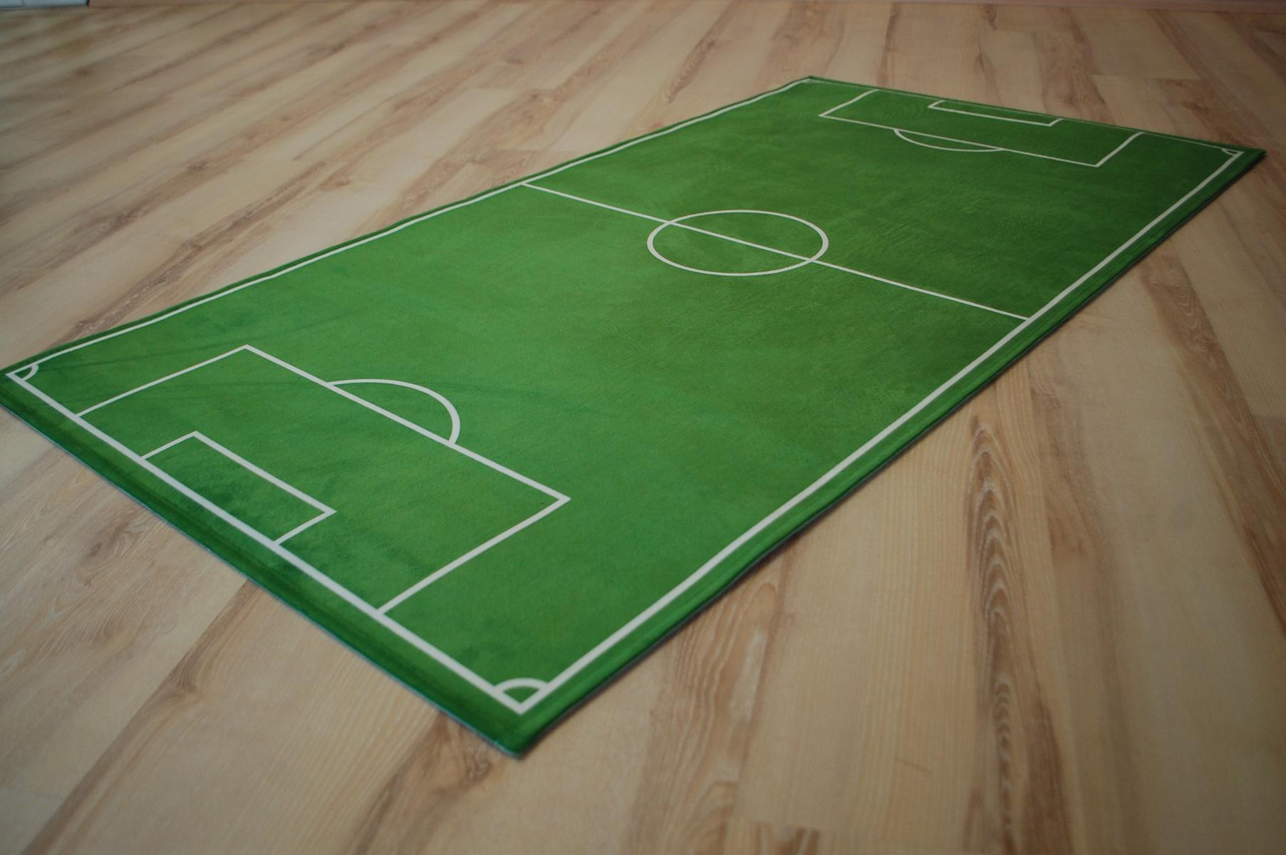 campo ni os alfombra de juego f tbol 80x150 cm lk 414 On alfombra campo futbol hipercor
