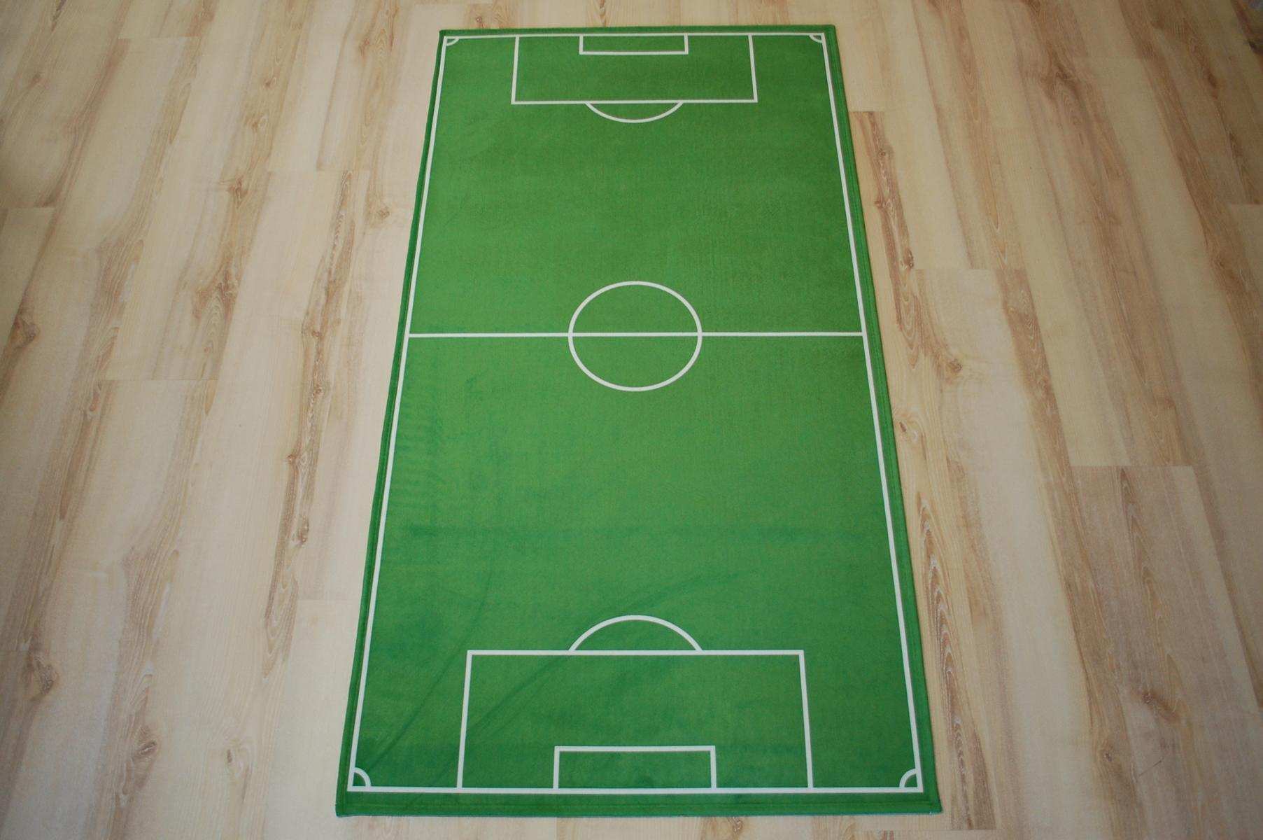 Tappeti Per Bambini Campo Da Calcio : Campo da calcio bambini tappeto gioco pallone da calcio 100x160 cm
