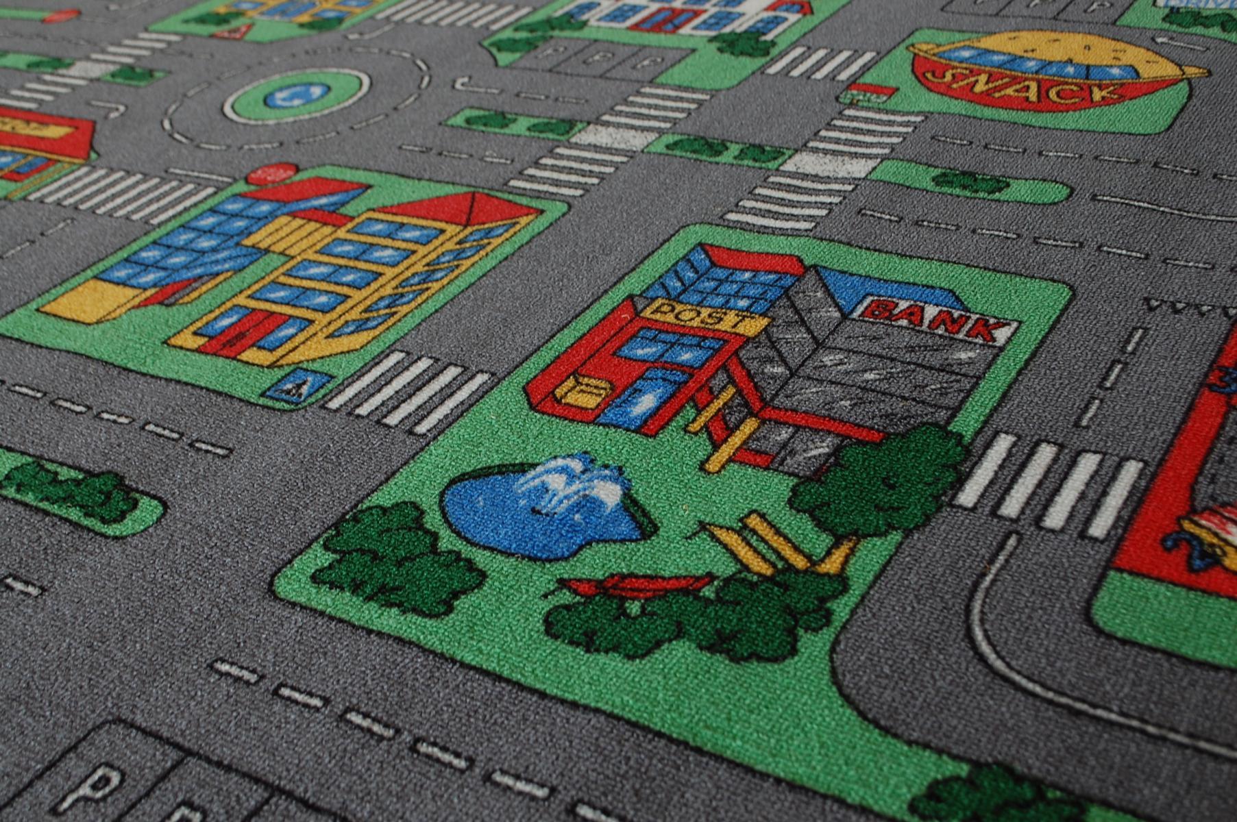 Alfombra carretera ni os alfombra de juego stadt 200x430 - Alfombra carretera ...