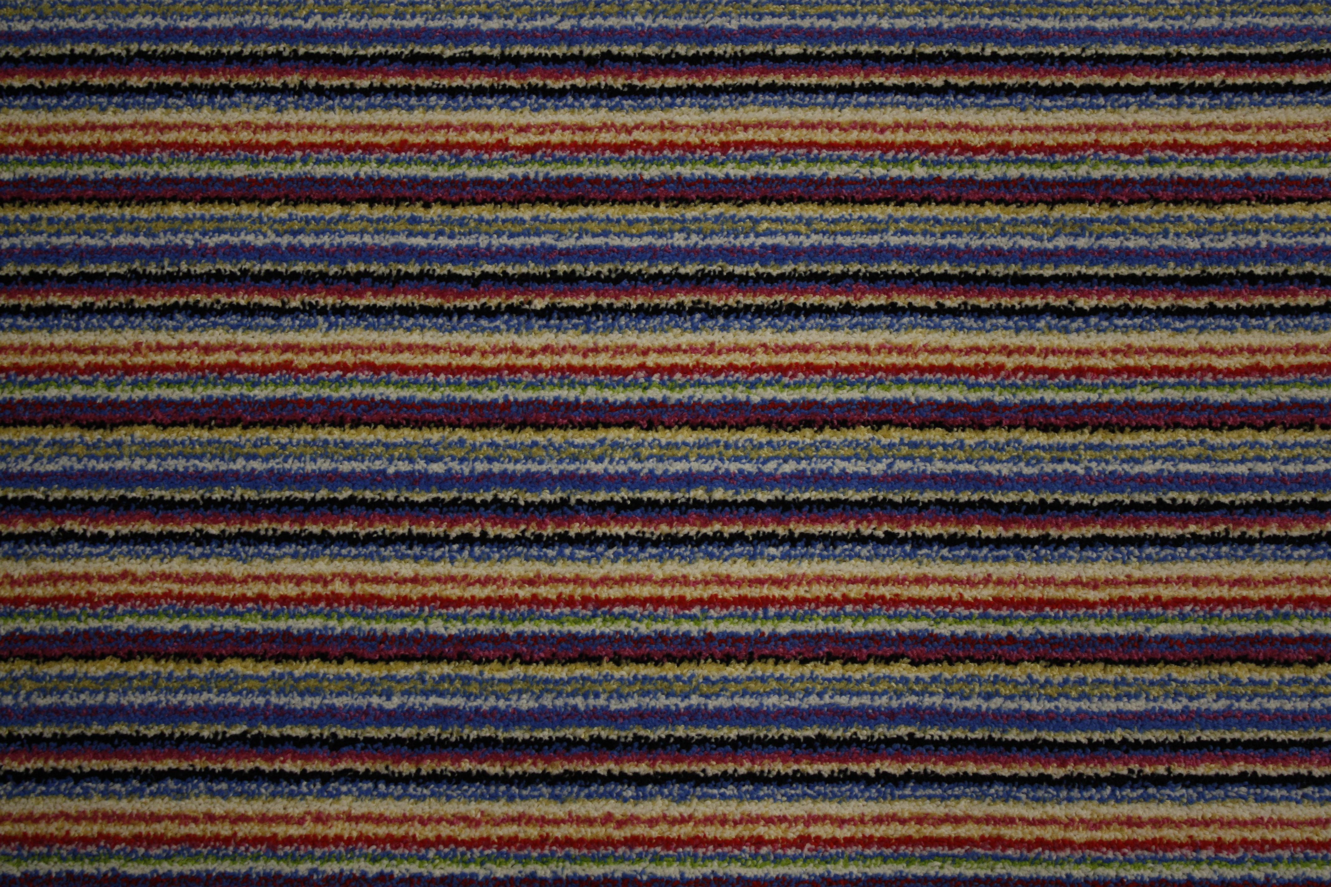 Children Rug Play carpet Stripes 200x300cm velour  eBay