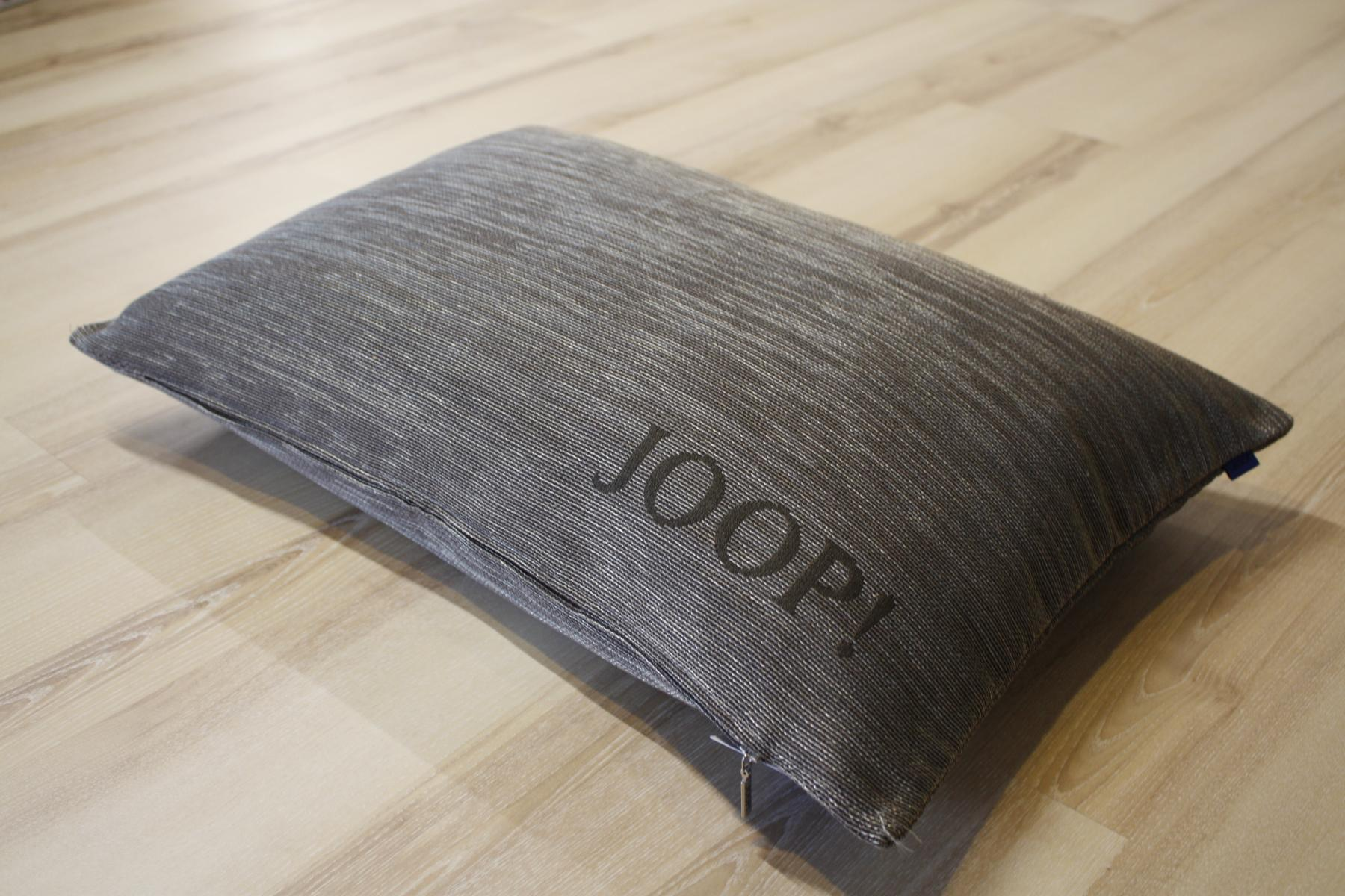 joop kissen premium 010 kitt 40x60 cm inkl federf llung ebay. Black Bedroom Furniture Sets. Home Design Ideas