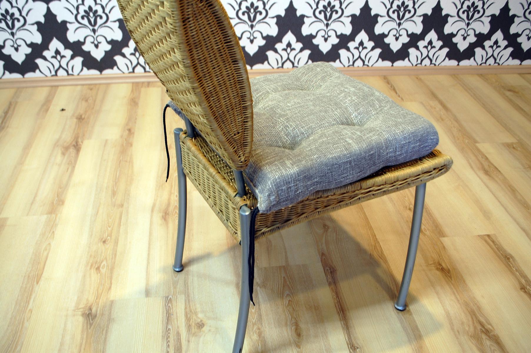 coj n silla asiento sun garden henry 720 plata gris 50365 ebay. Black Bedroom Furniture Sets. Home Design Ideas