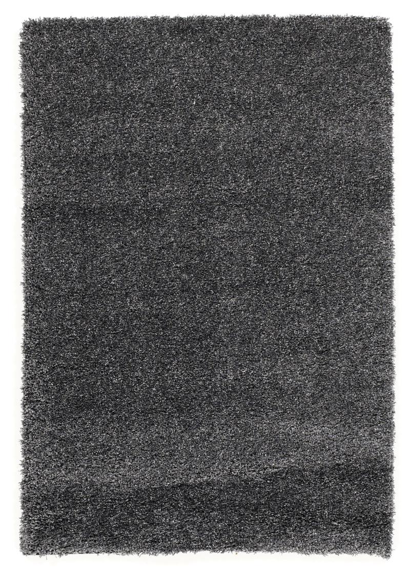 shaggy langflor teppich silverstar dunkelgrau 240x340 cm. Black Bedroom Furniture Sets. Home Design Ideas