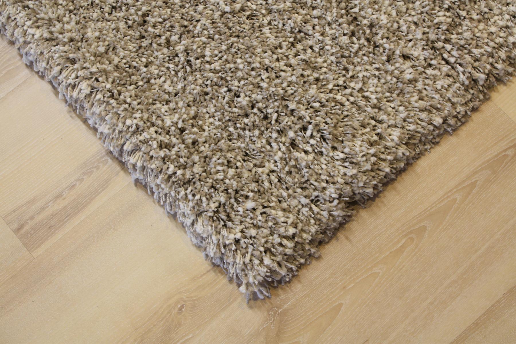 teppich langflor 39001 twilight 2211 white linen 65x130cm ebay. Black Bedroom Furniture Sets. Home Design Ideas