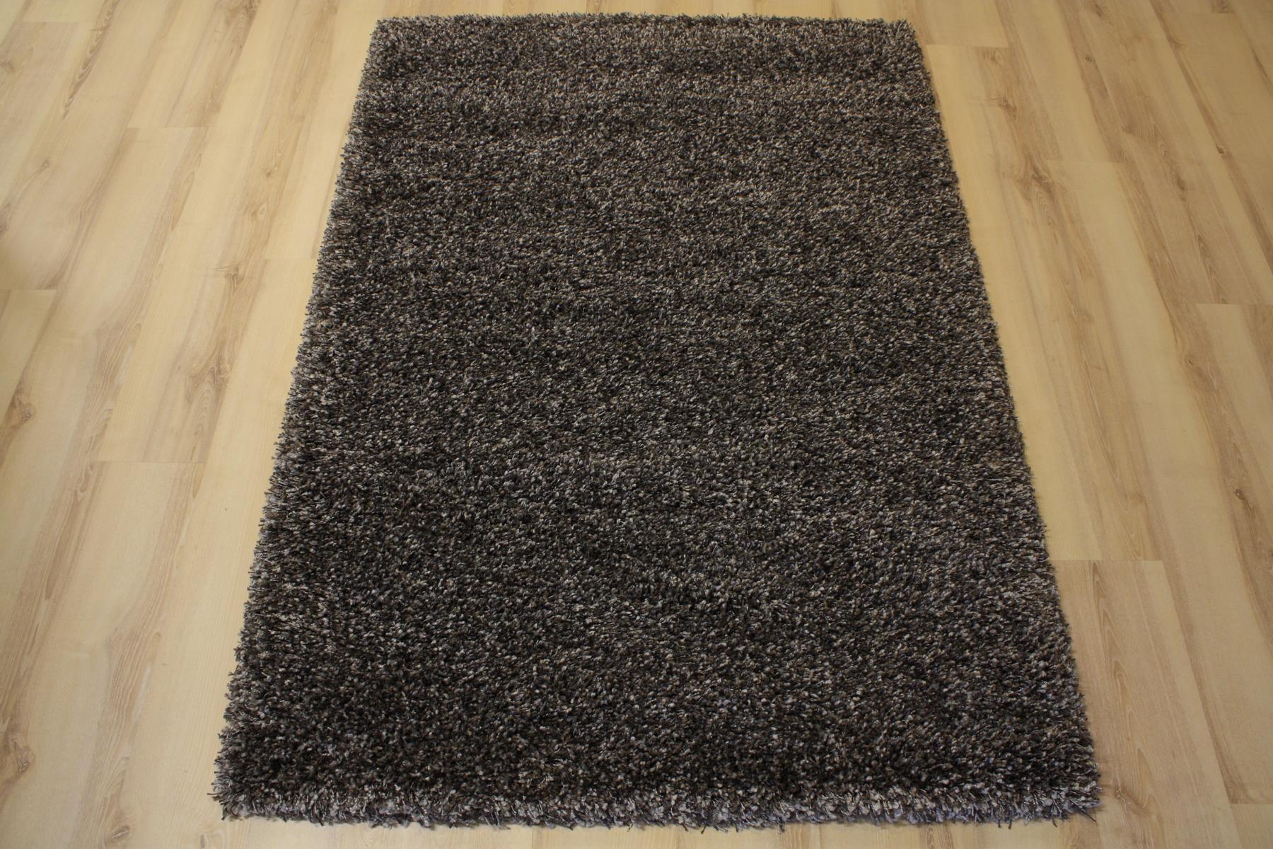 teppich langflor 39001 twilight 7799 metallic bronze 200x250cm ebay. Black Bedroom Furniture Sets. Home Design Ideas