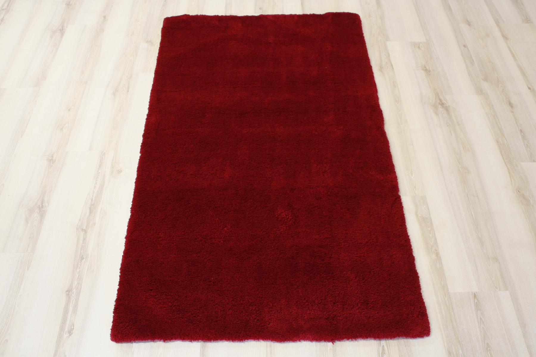 tapis poil long astra livorno 010 rouge 90x160 cm souple. Black Bedroom Furniture Sets. Home Design Ideas