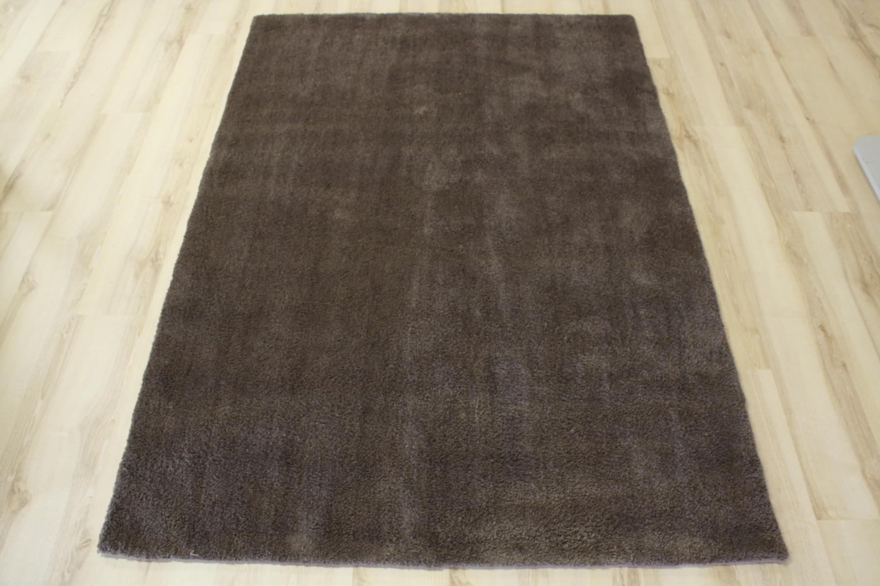 tapis poil long astra livorno 084 taupe 70x140 cm souple ebay. Black Bedroom Furniture Sets. Home Design Ideas