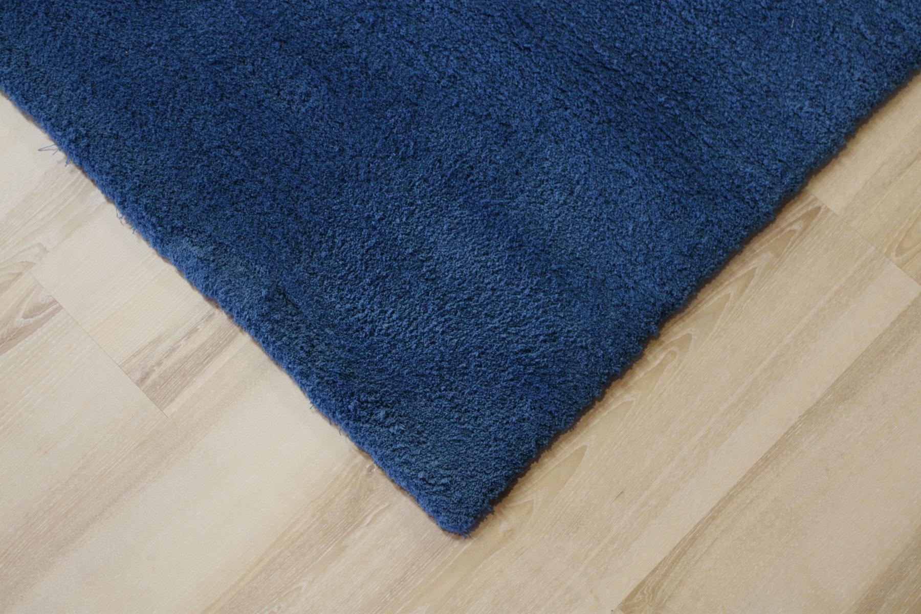 Teppich Langflor Astra Livorno 023 türkis 70×140 cm weich