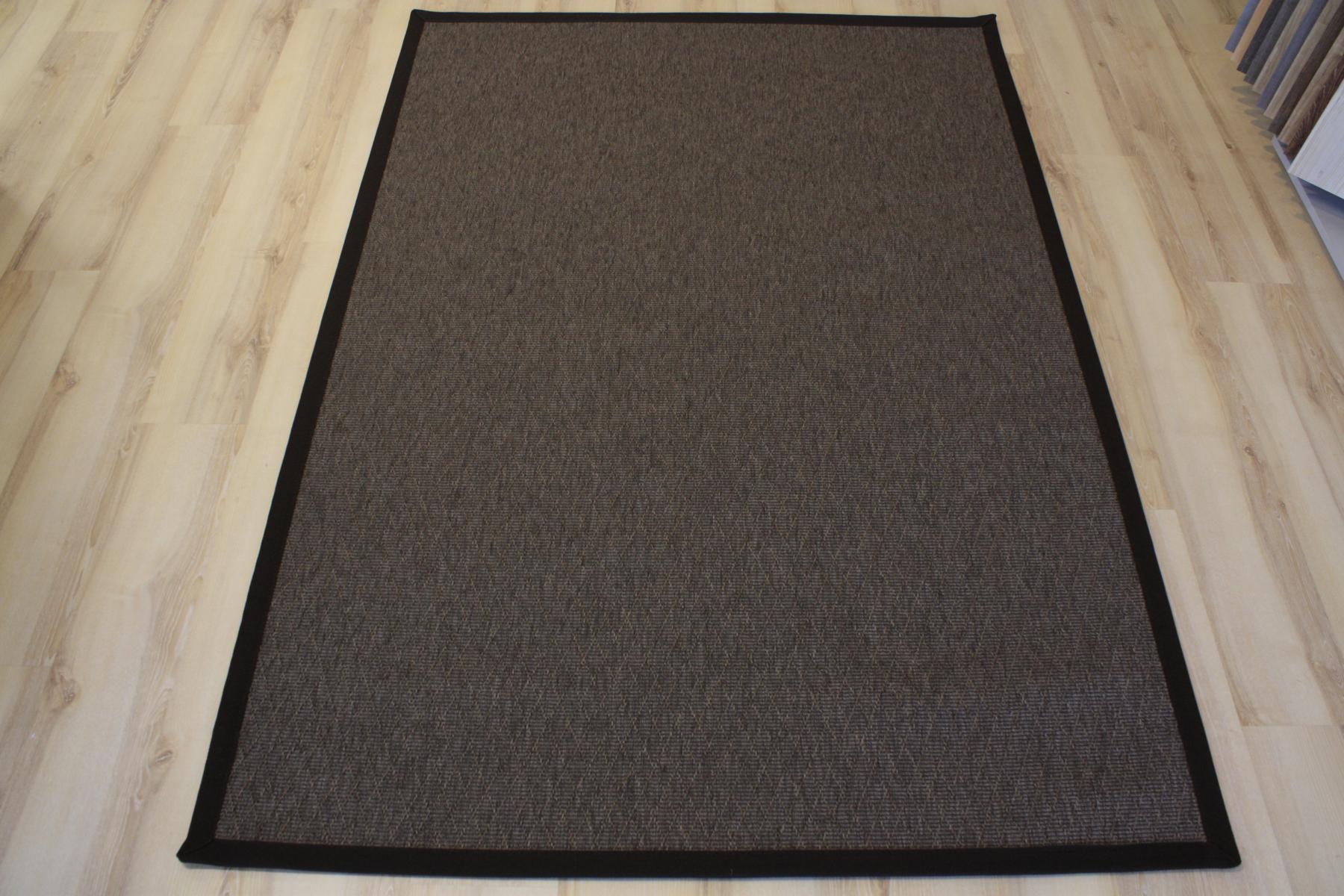astra tapis rugen allemagne border rugueuse 171 064 brun. Black Bedroom Furniture Sets. Home Design Ideas