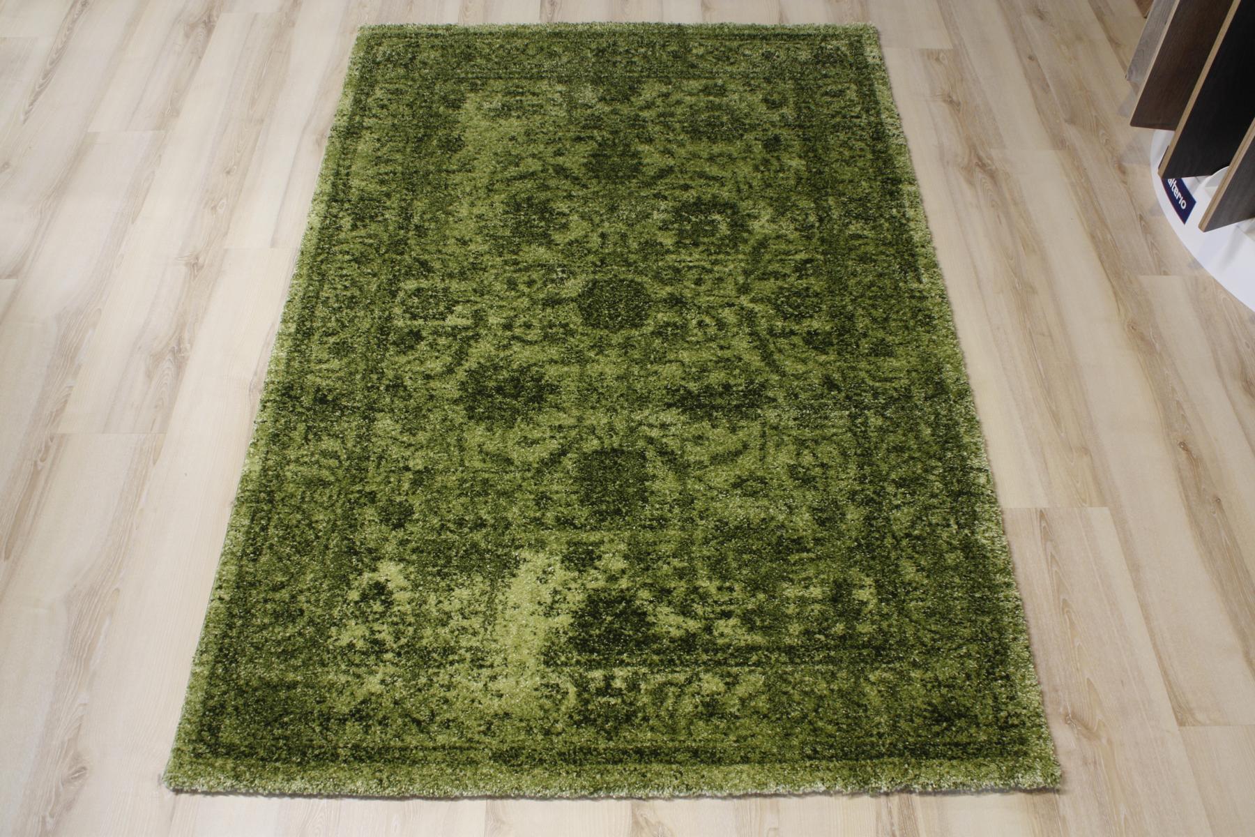 astra samoa teppich 6870 161 030 gr n 120x180cm neu ebay. Black Bedroom Furniture Sets. Home Design Ideas