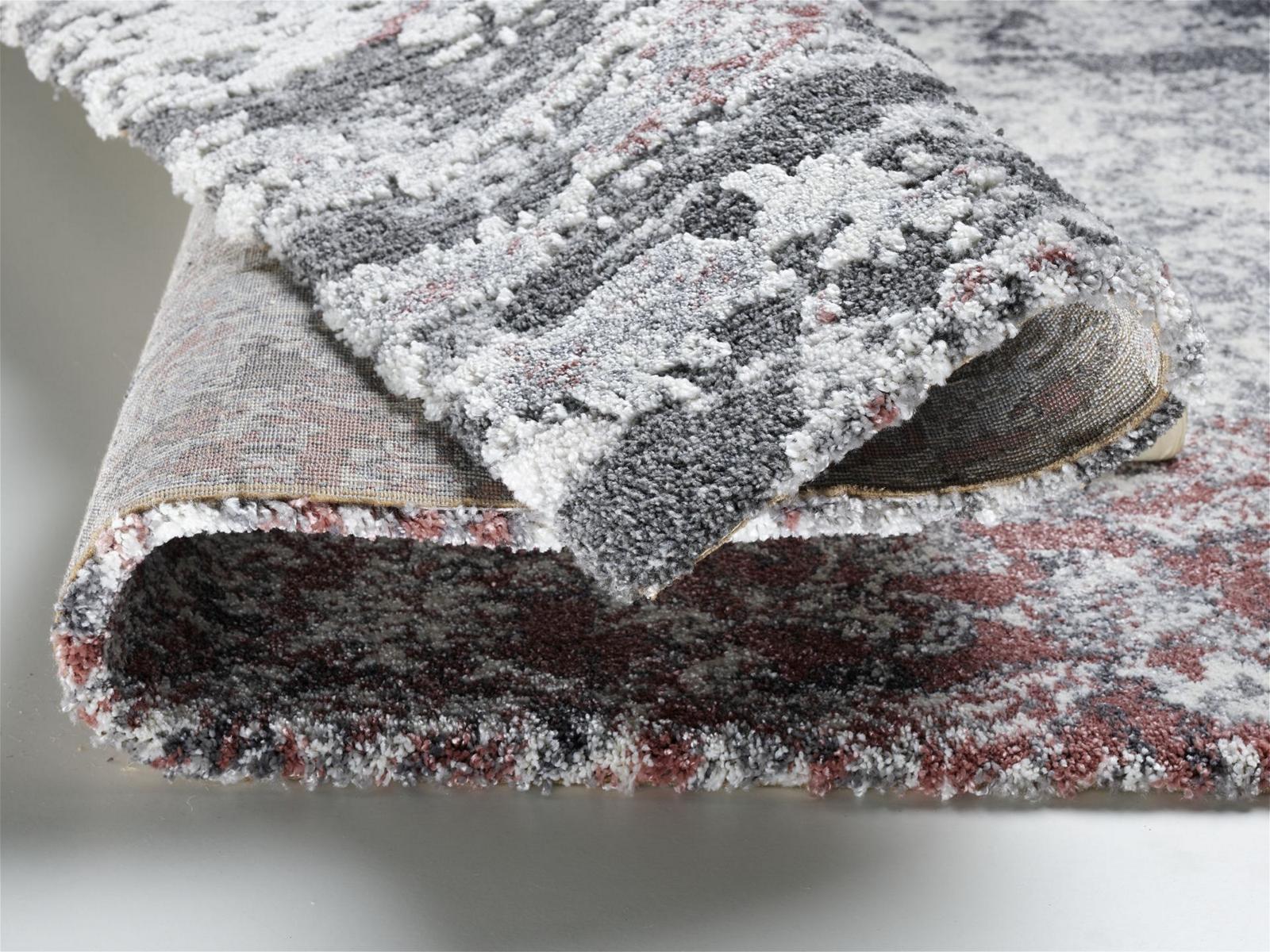 Area Rugs Teppich OCI Juwel Dramatica JUW03 674 rosenholz Sisal ...