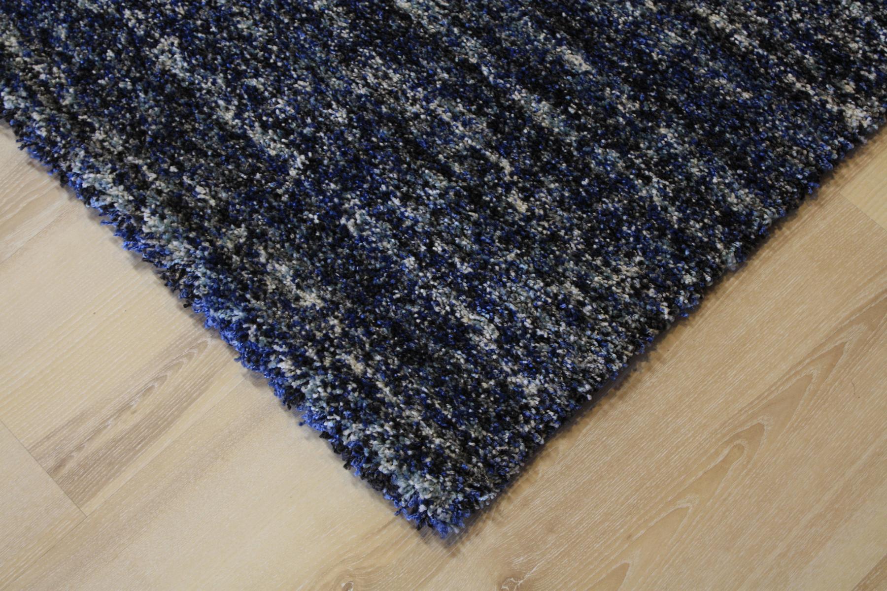 teppich mehari ragolle 23067 meliert 6141 blau 120x170 cm ebay. Black Bedroom Furniture Sets. Home Design Ideas