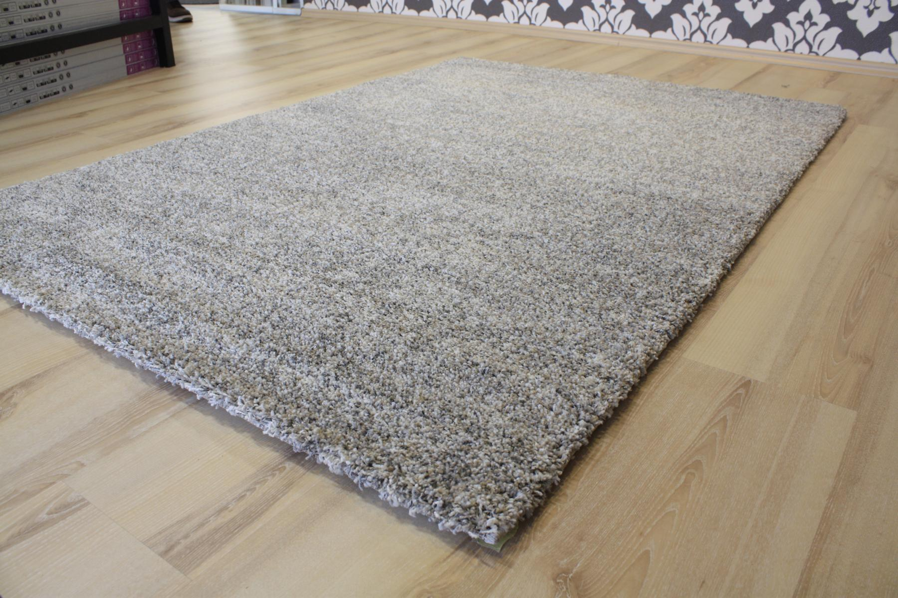 teppich mehari ragolle 23500 uni 6258 grau beige mix 240x340 cm ebay. Black Bedroom Furniture Sets. Home Design Ideas
