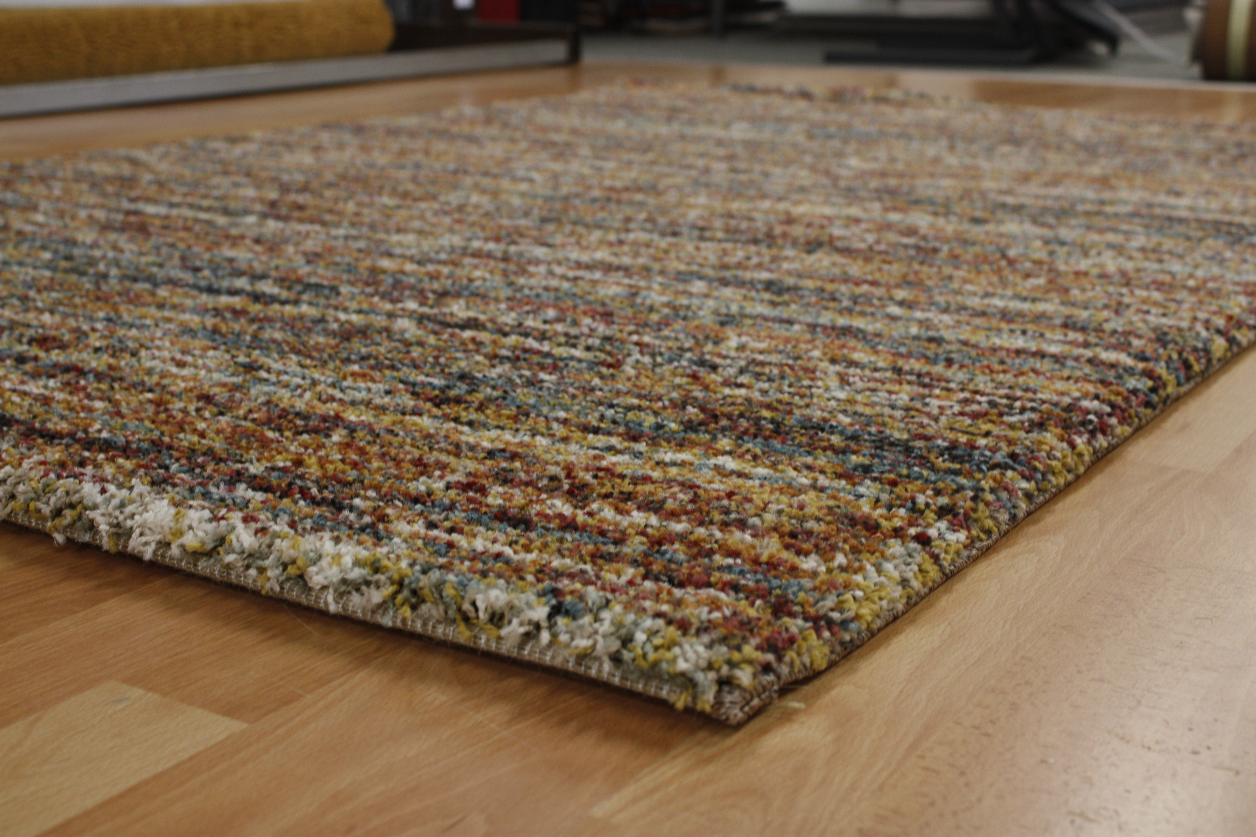 mehari teppich 23067 2959 ragolle 133x195cm streifen rost. Black Bedroom Furniture Sets. Home Design Ideas