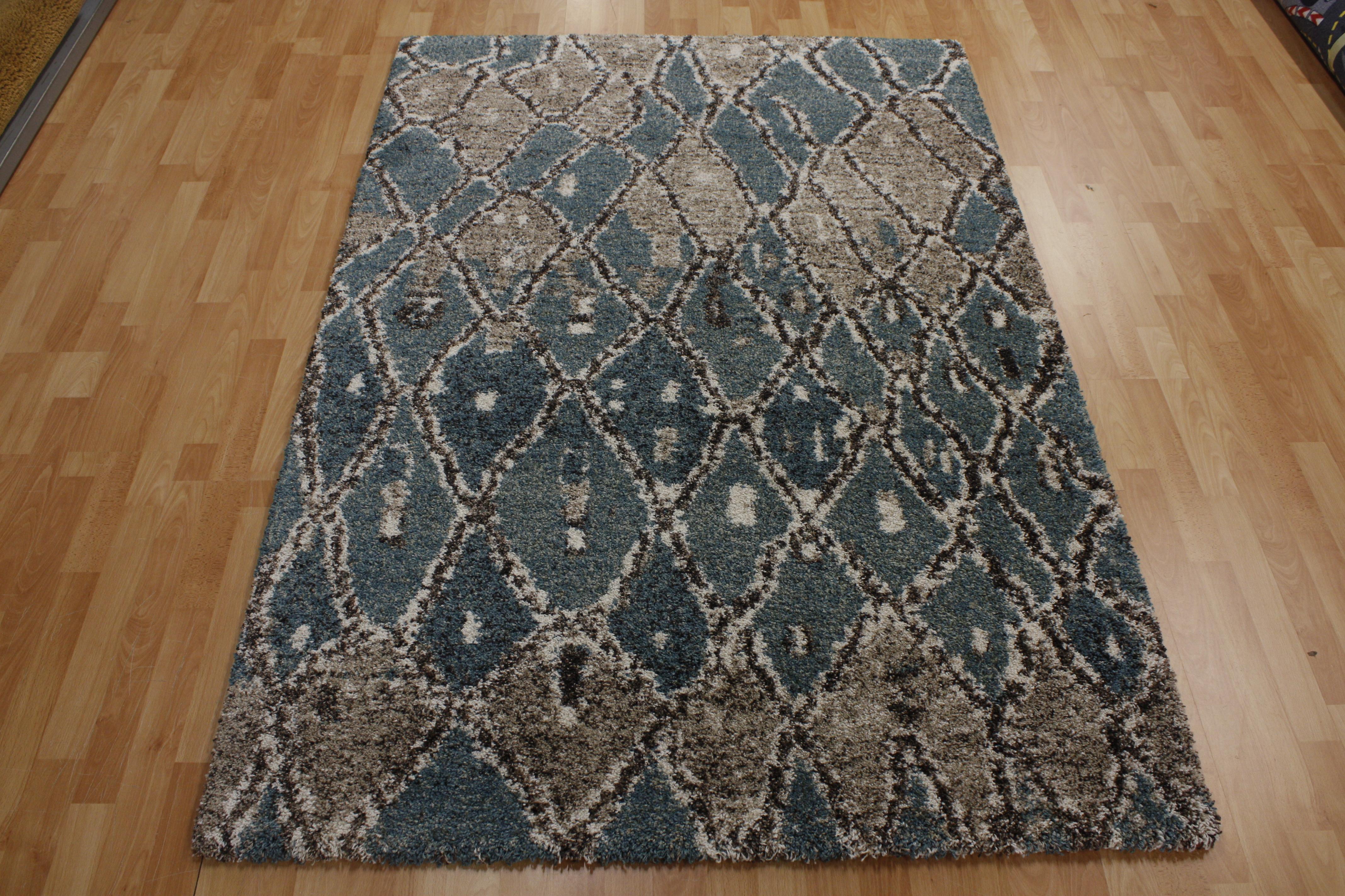 Mehari tappeto 23066 5969 ragolle 133x195cm quadrato - Tappeto riscaldamento pavimento ...