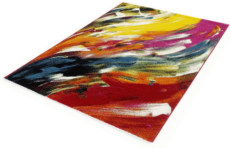 Tappeto Multicolore Design 017 Arte Moderna 80x150cm  eBay