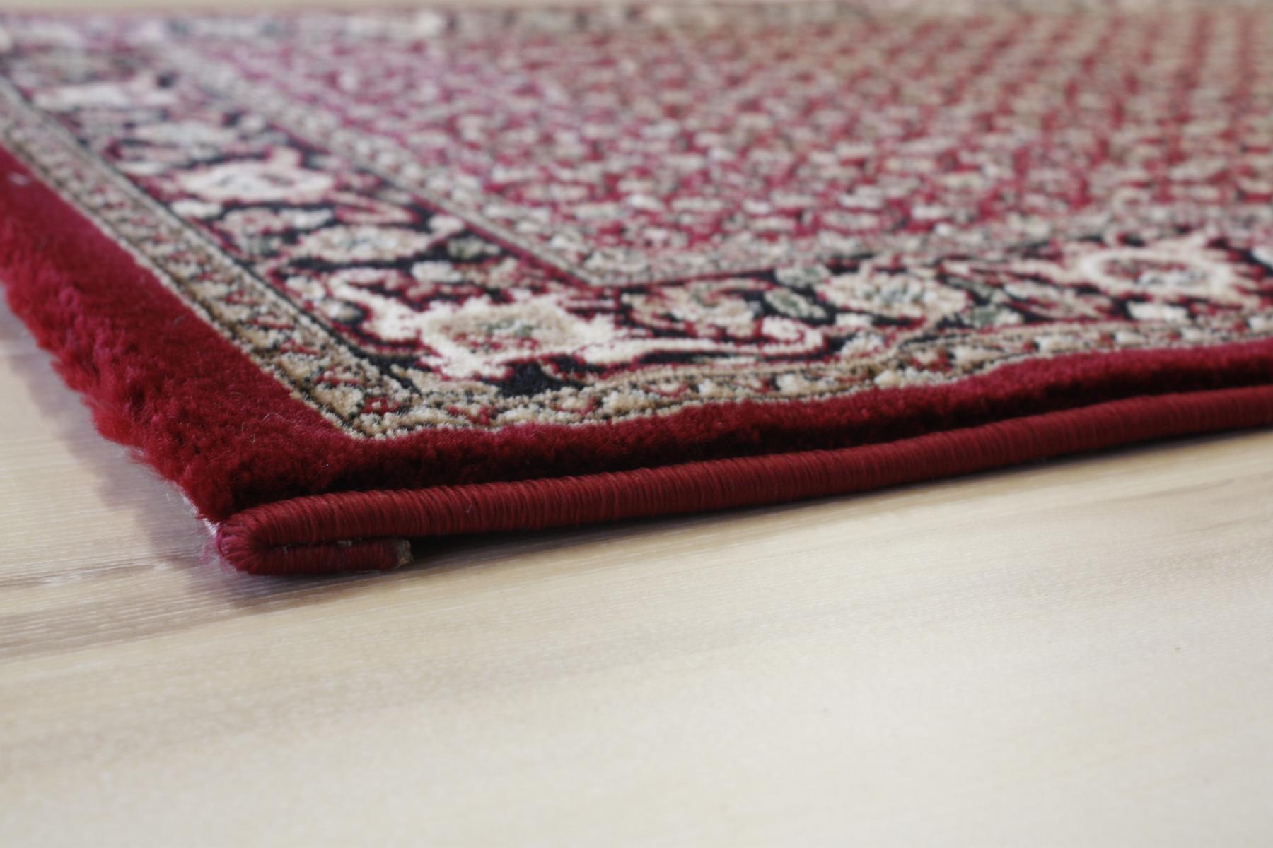 Maschienenteppich Teppich Orient Marrakesh 206 Rot