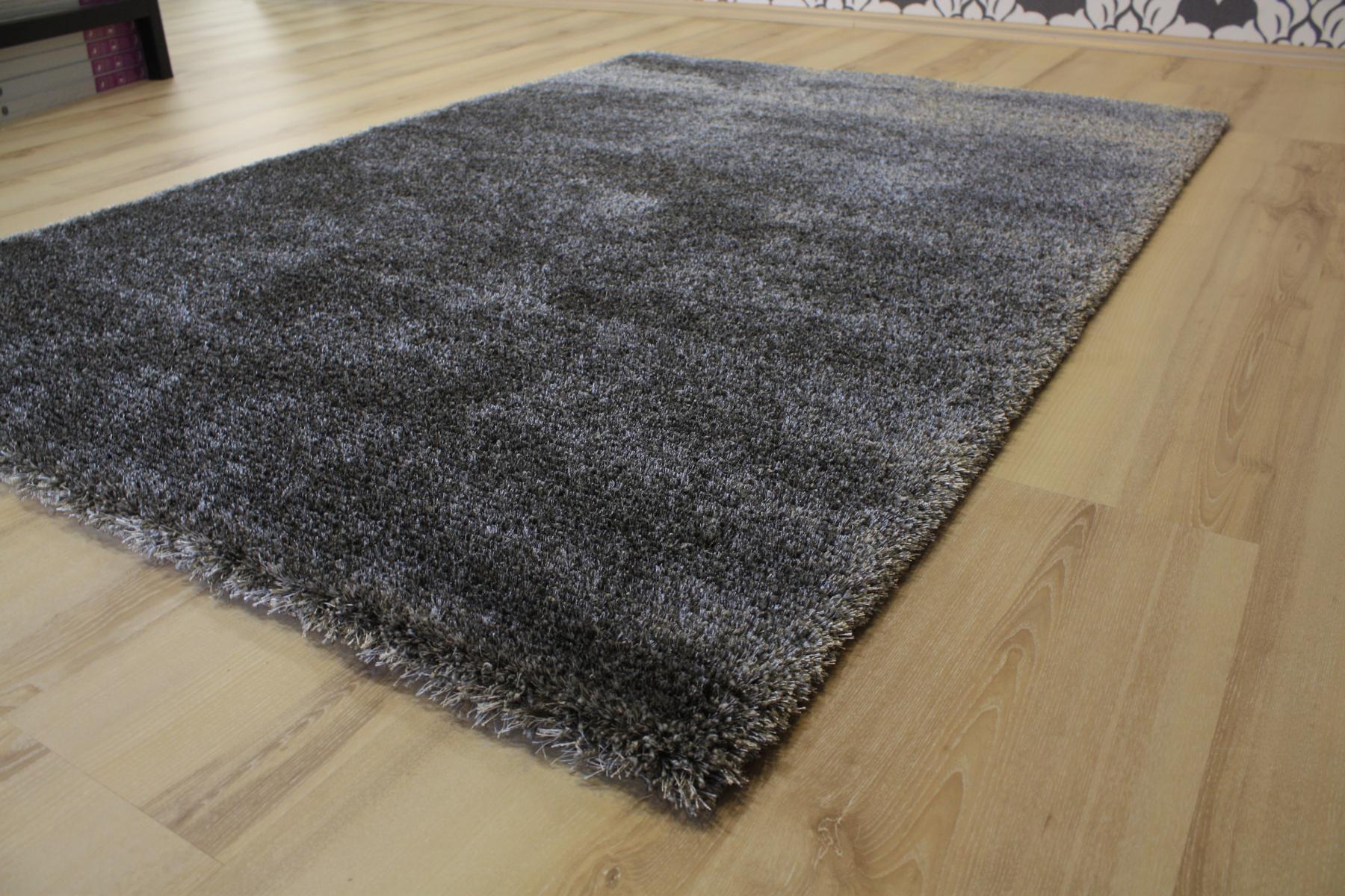 tapis spectrum ragolle 80001 uni 4383 gris argent 67x140. Black Bedroom Furniture Sets. Home Design Ideas