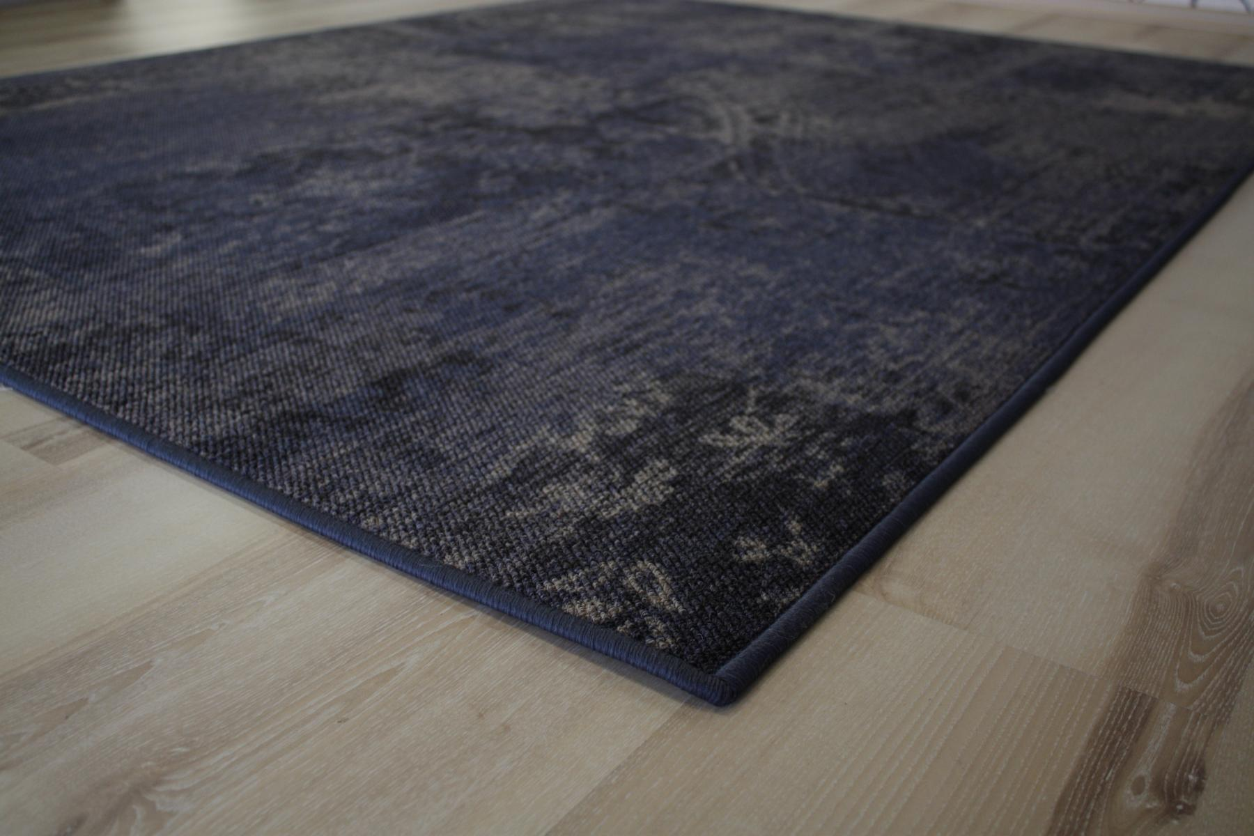 Tappeto patchwork pavimento tappeto blu 200x250 cm ebay - Tappeto riscaldamento pavimento ...