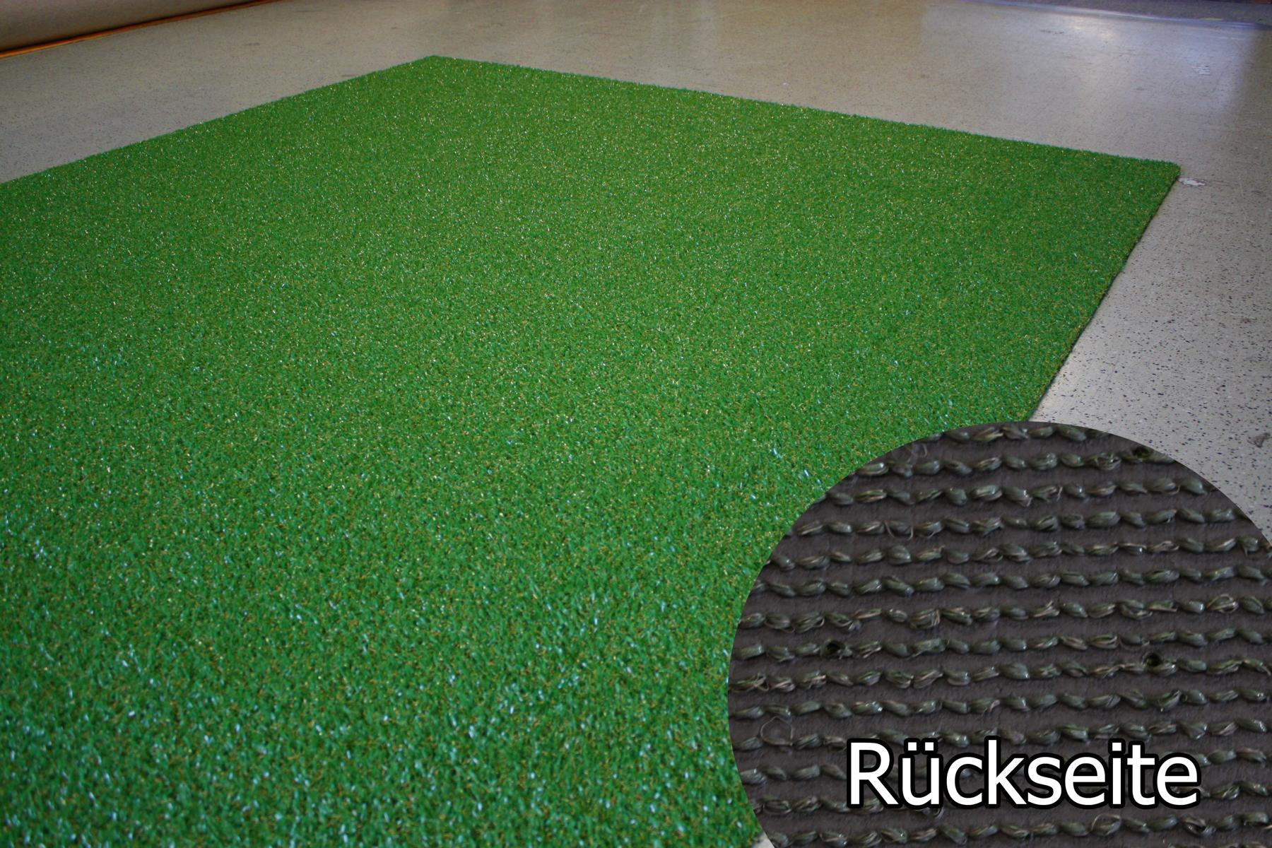 pelouse tapis art pelouse 15 mm tuftrasen vert 400x410 cm ebay. Black Bedroom Furniture Sets. Home Design Ideas