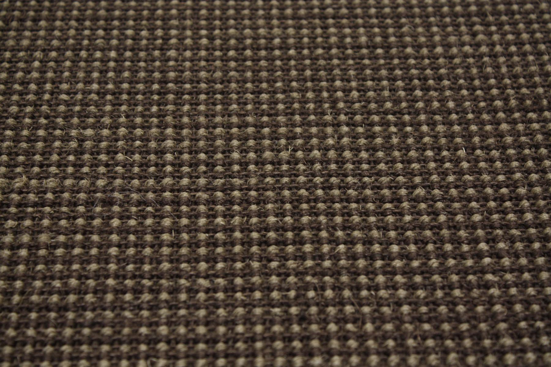 sisal tapis surfil motifs caf 400x400cm 100 sisal marron transport ebay. Black Bedroom Furniture Sets. Home Design Ideas