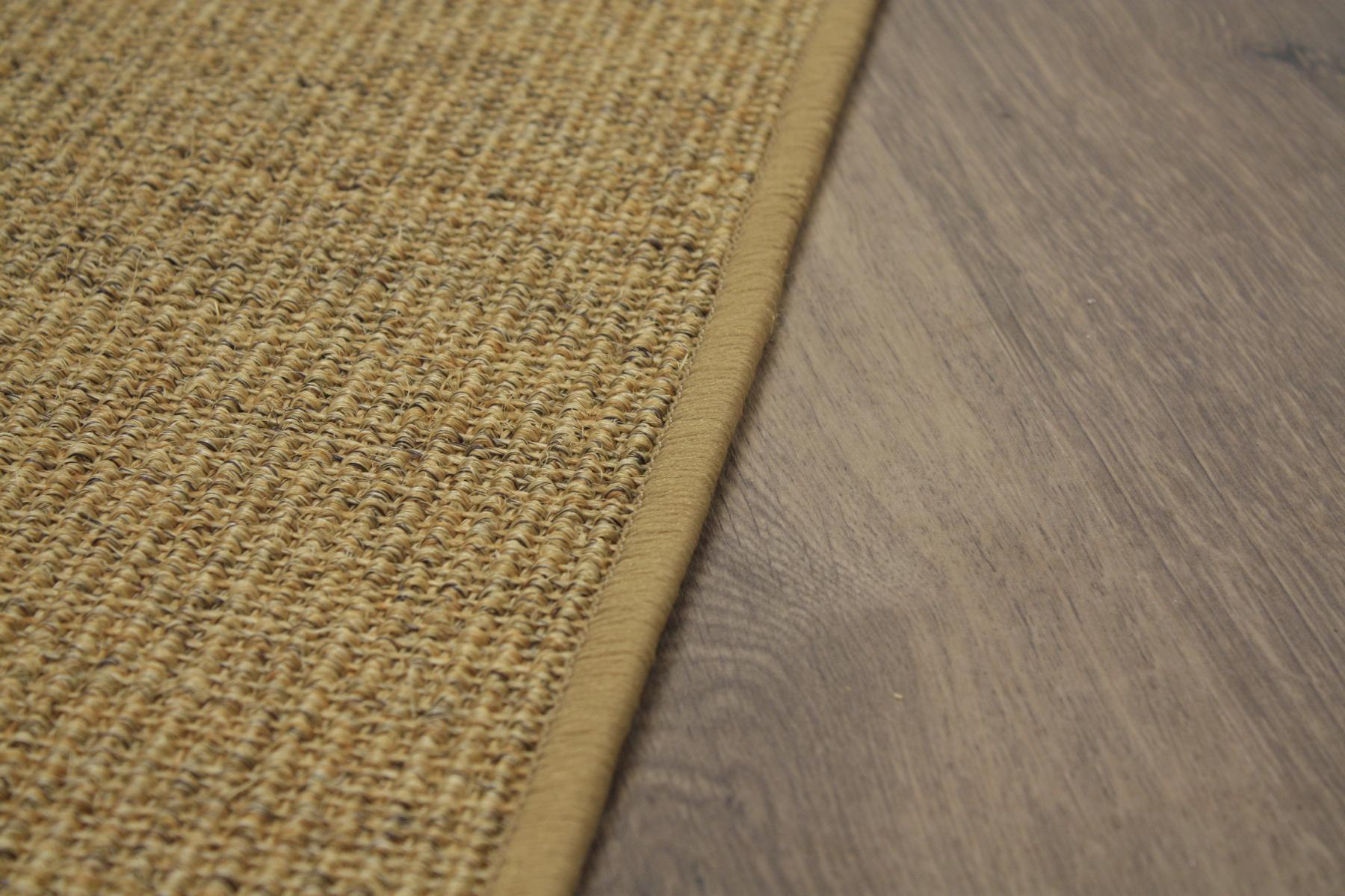 Sisal Teppich Umkettelt Jaspe 90 X 500 Cm 100 Sisal