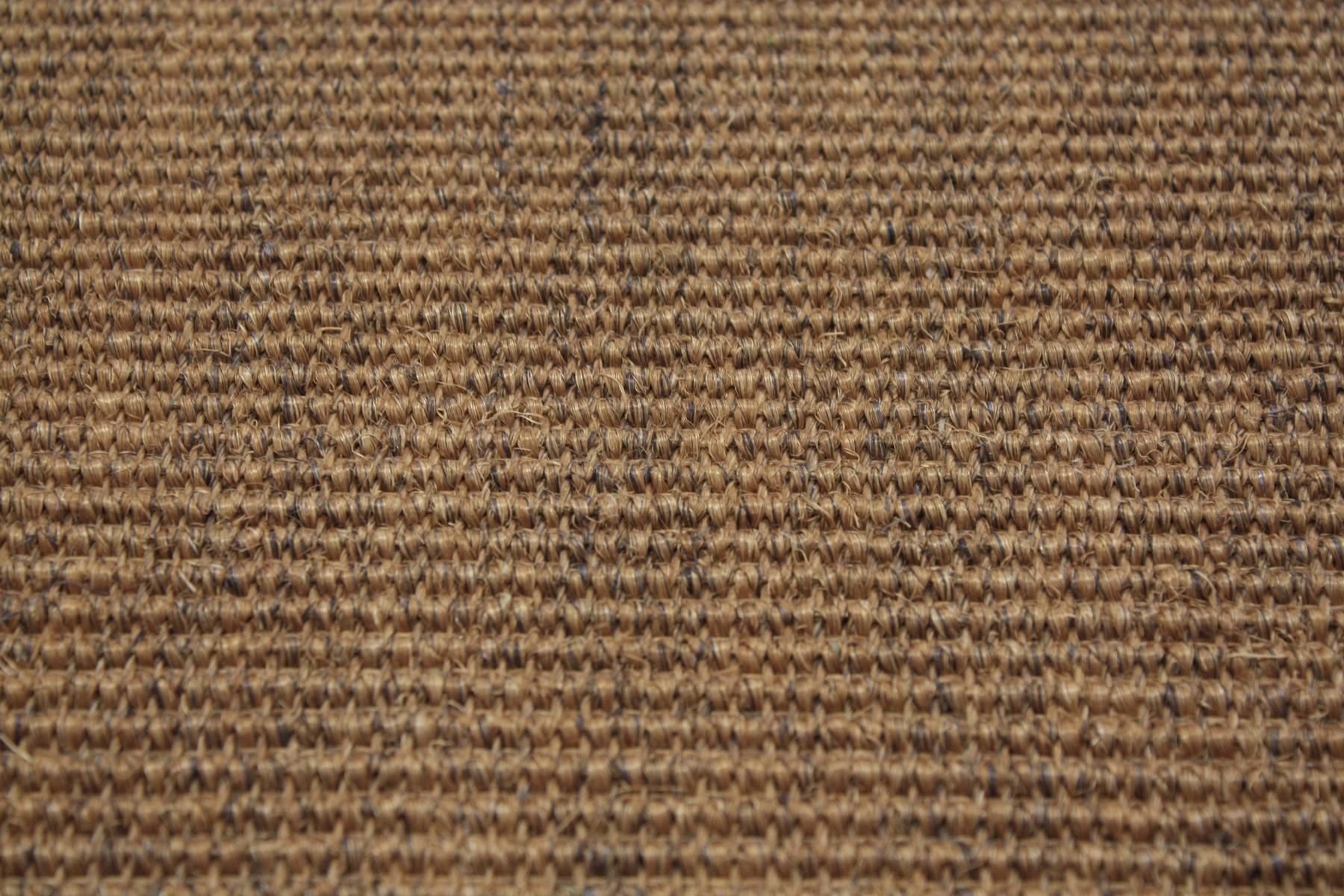 sisal teppich umkettelt nuss 250x350cm 100 sisal gekettelt. Black Bedroom Furniture Sets. Home Design Ideas