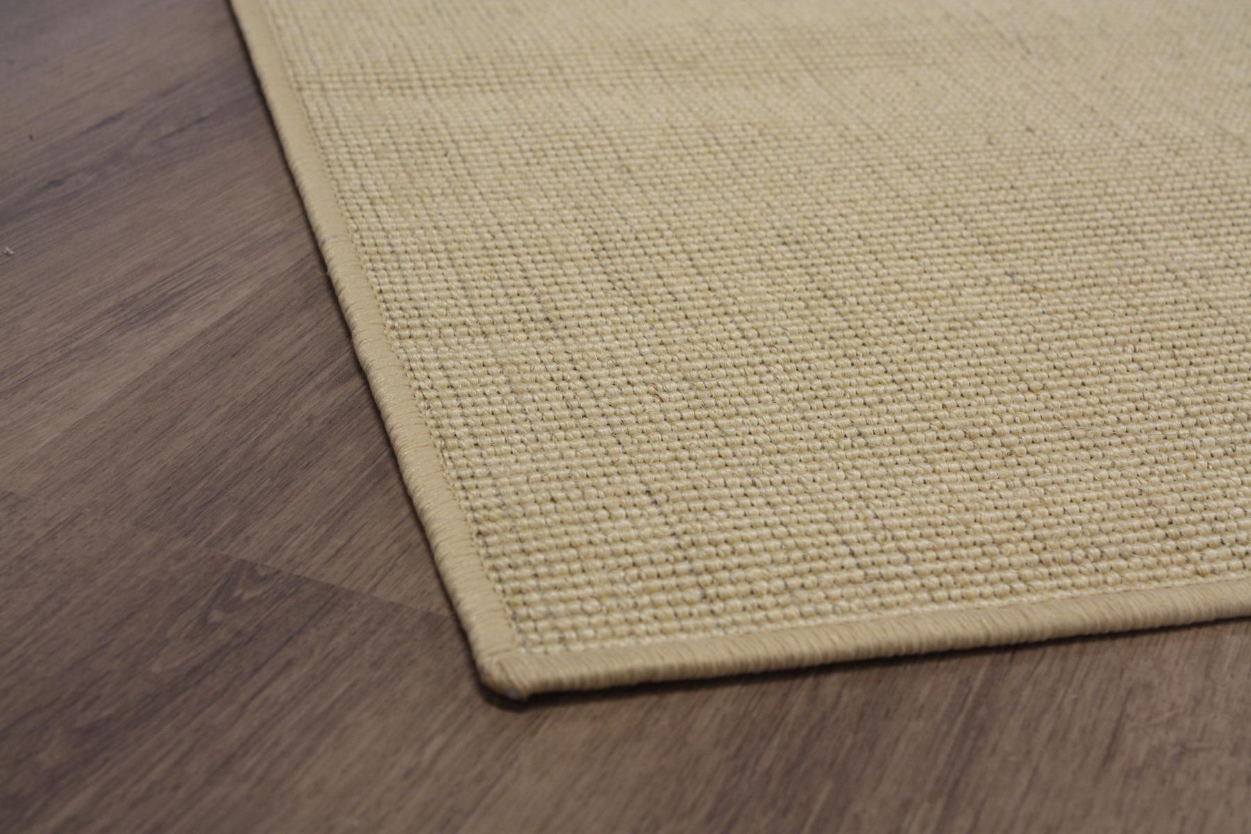 sisal tapis surfil riz 200x200cm 100 sisal boucle ebay. Black Bedroom Furniture Sets. Home Design Ideas