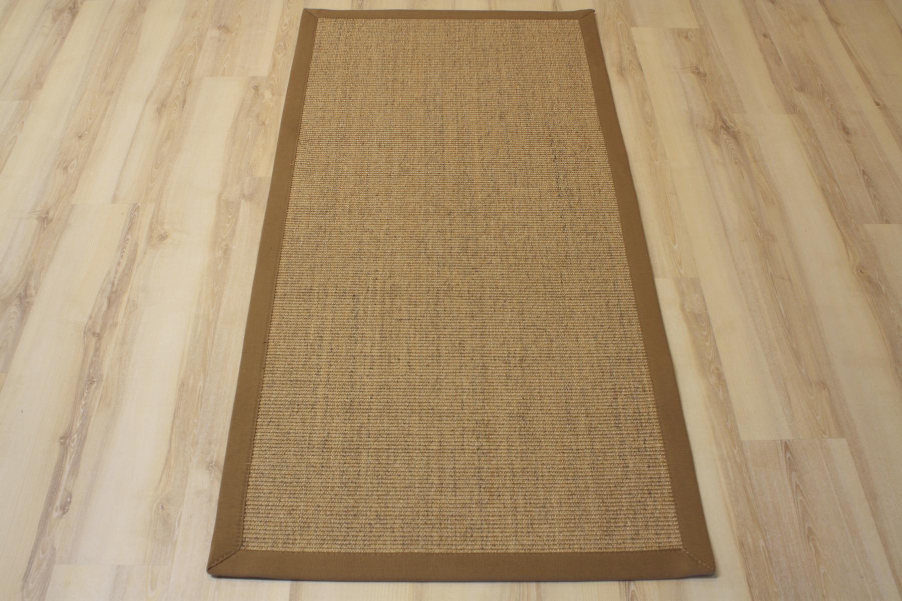 sisal teppich manaus mit bord re jaspe 300x400 cm 100 sisal spedition ebay. Black Bedroom Furniture Sets. Home Design Ideas