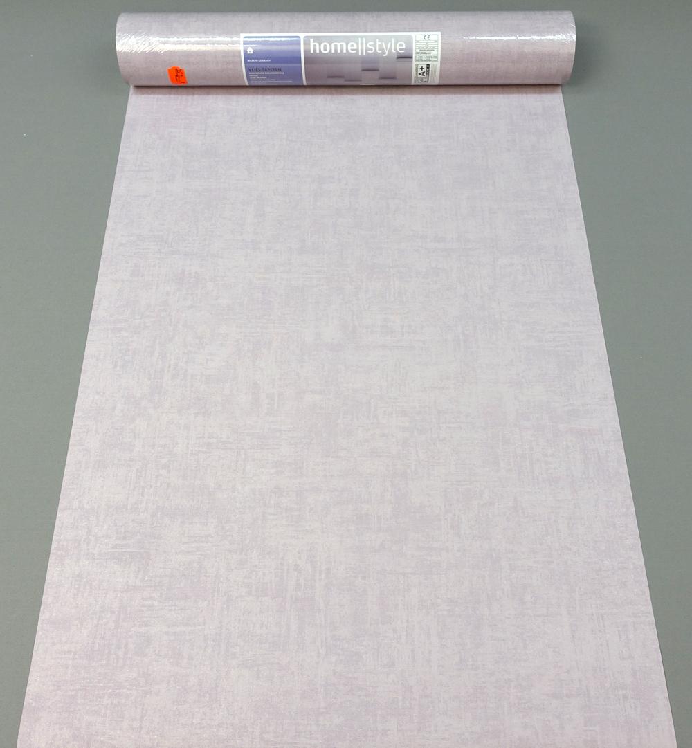 papier peint non tiss 489835 rasch papier peint uni lilas. Black Bedroom Furniture Sets. Home Design Ideas