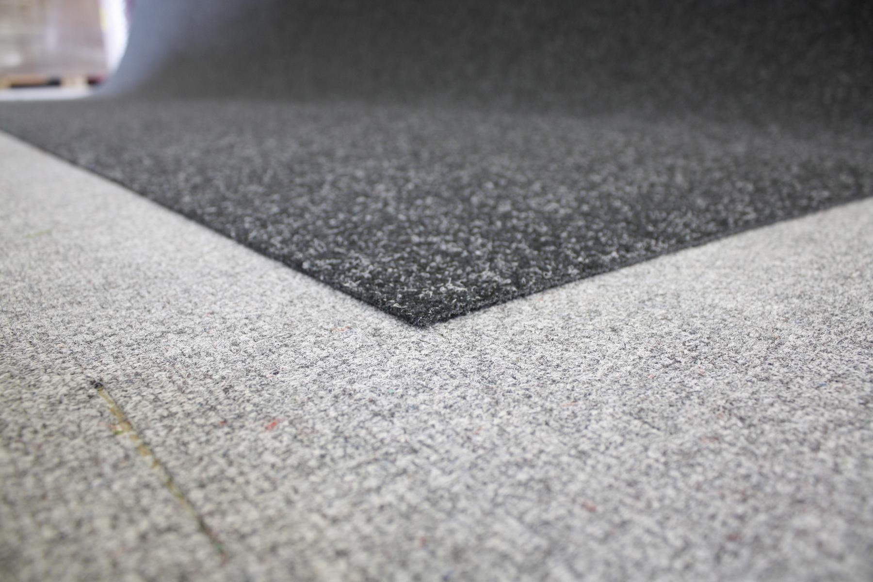 teppichboden nadelvlies nadelfilz merlin b1 schwarz 500x400 cm ebay. Black Bedroom Furniture Sets. Home Design Ideas