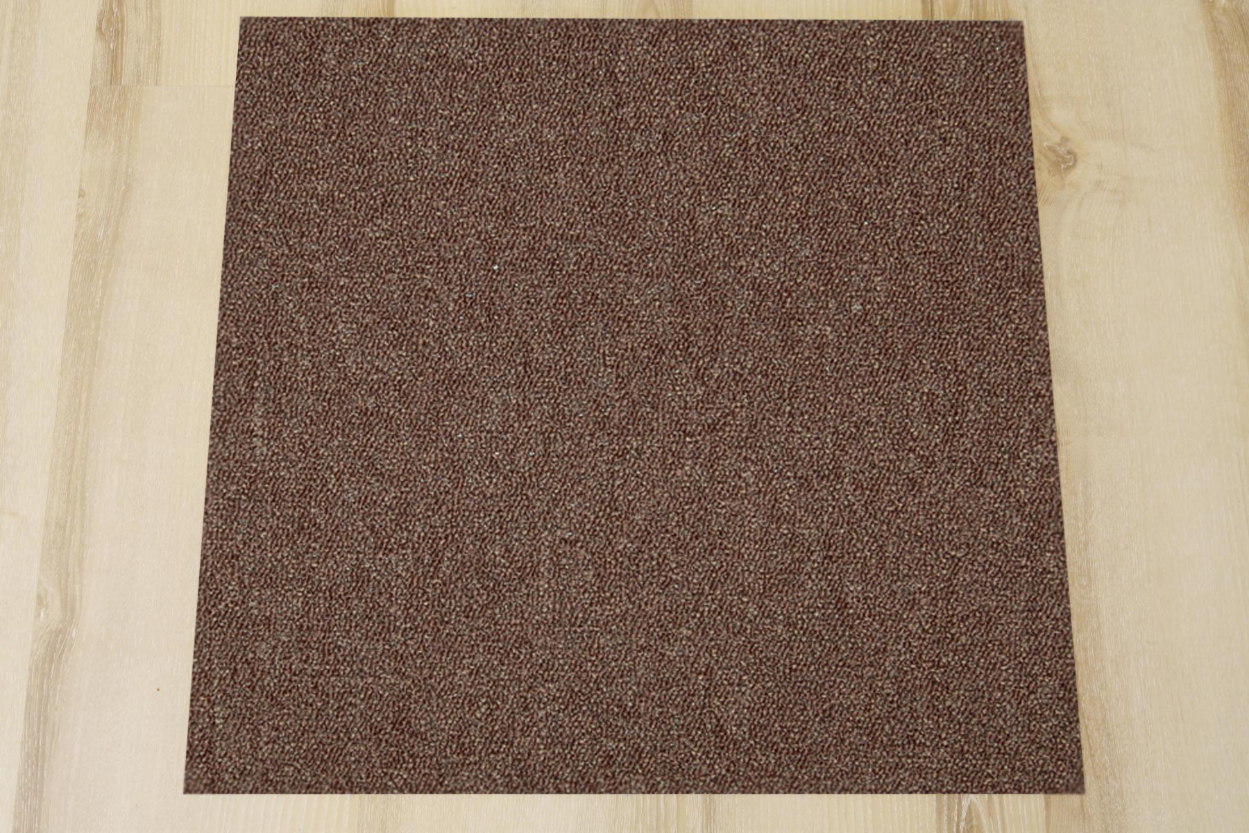 Moquette carrelage diva 50x50 cm b1 balta 822 marron c s1 for Carrelage 50x50