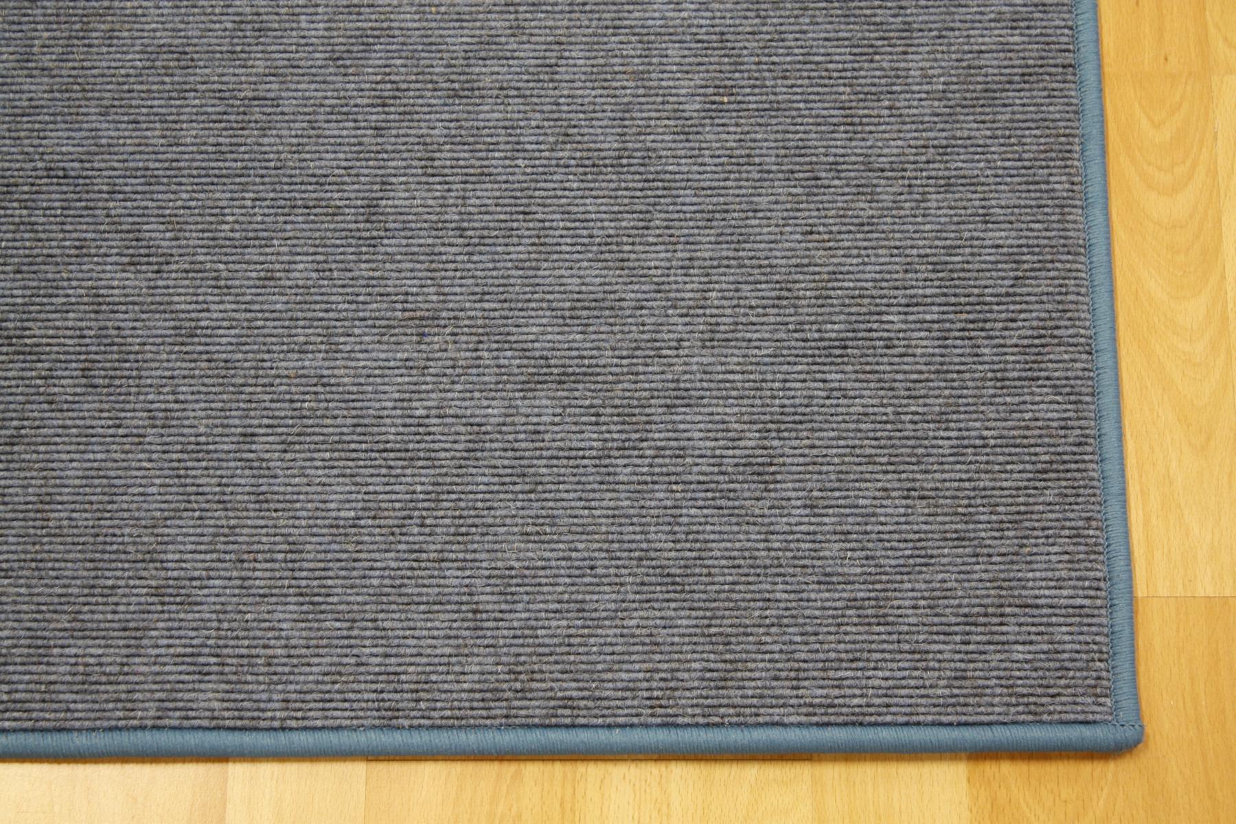 teppich tretford 514 umkettelt 150 x 200 cm ziegenhaar interland ebay. Black Bedroom Furniture Sets. Home Design Ideas