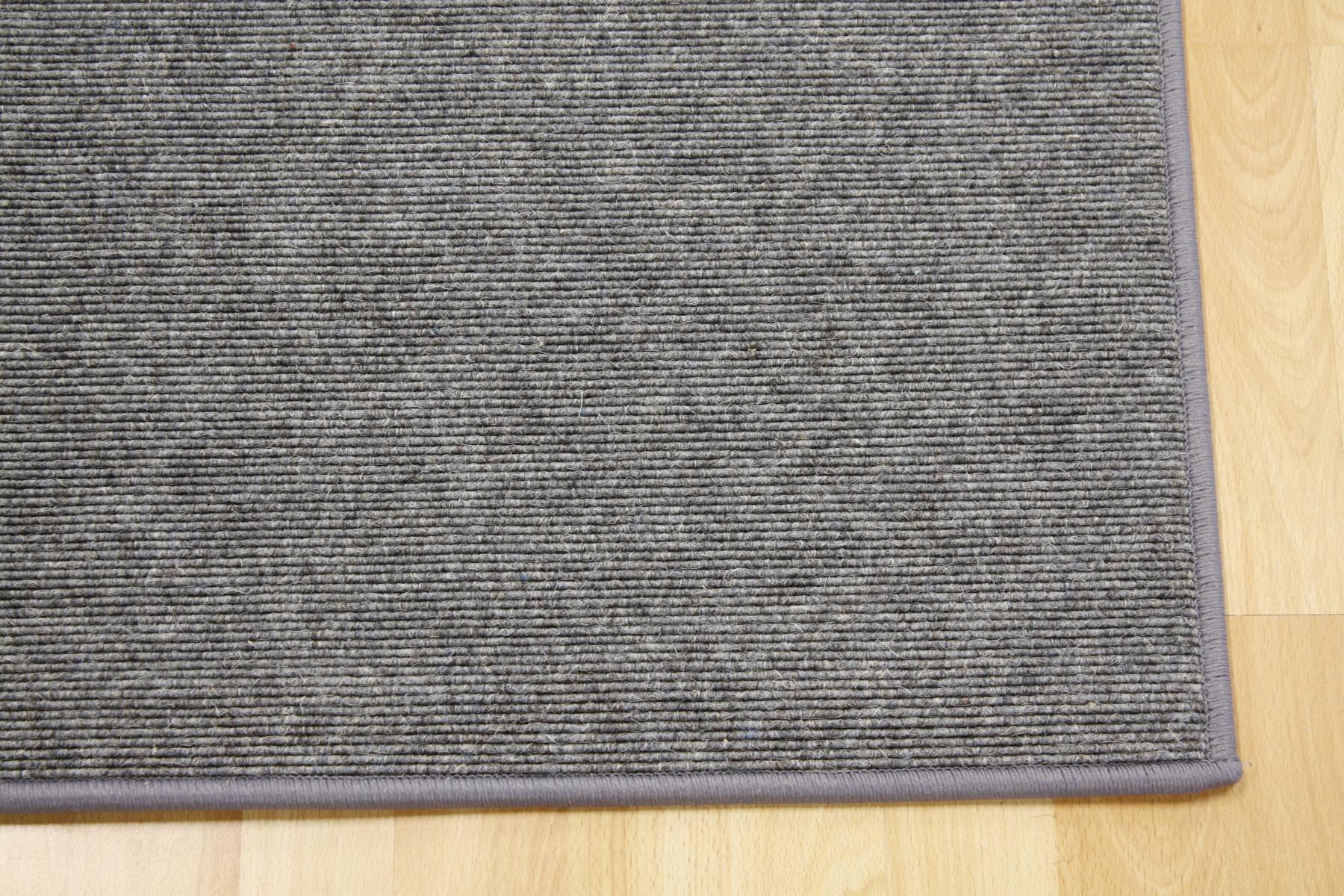 teppich tretford 523 umkettelt 250 x 200 cm ziegenhaar interland ebay. Black Bedroom Furniture Sets. Home Design Ideas