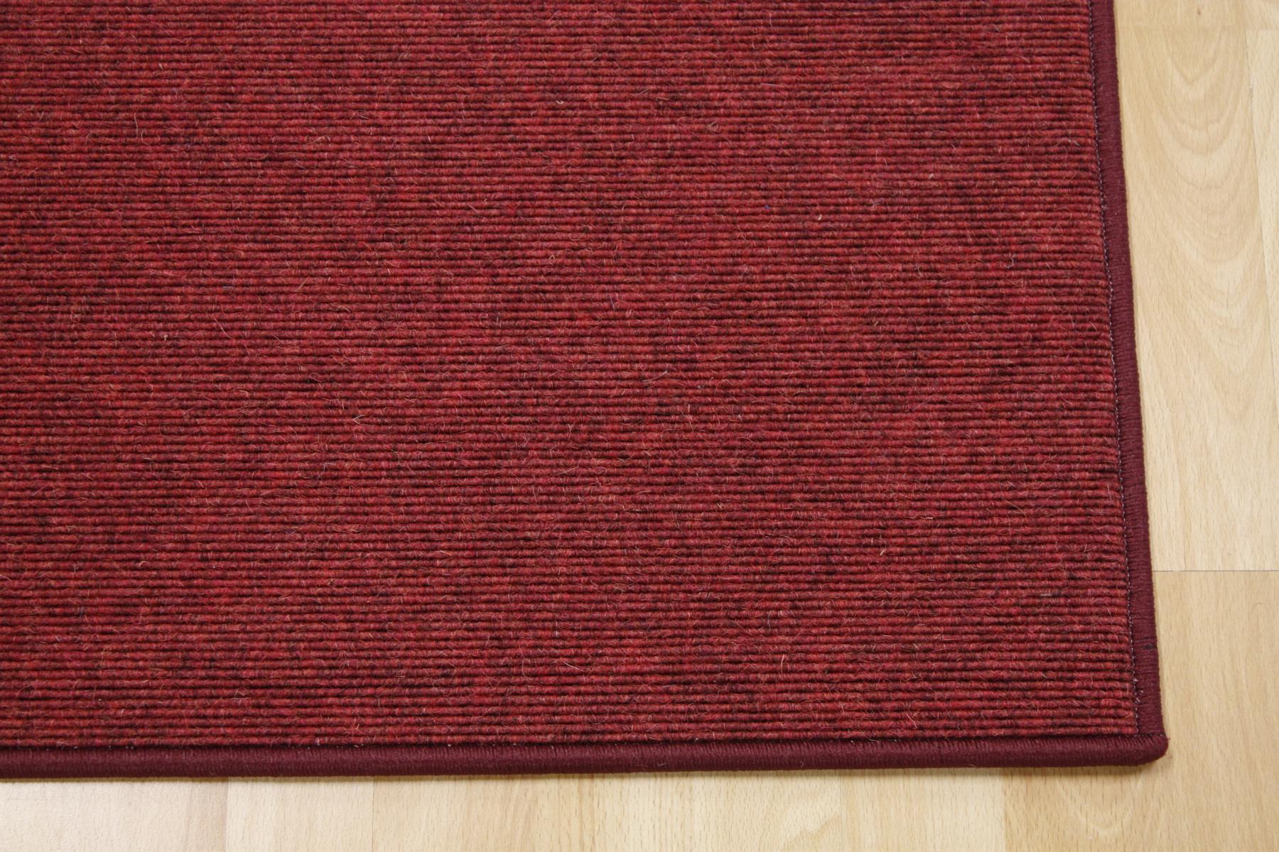 Teppich Tretford 524 umkettelt 150 x 200 cm Ziegenhaar