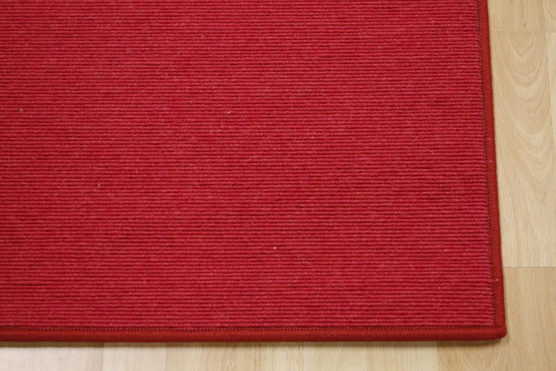 Teppich Tretford 570 umkettelt 350 x 200 cm Ziegenhaa