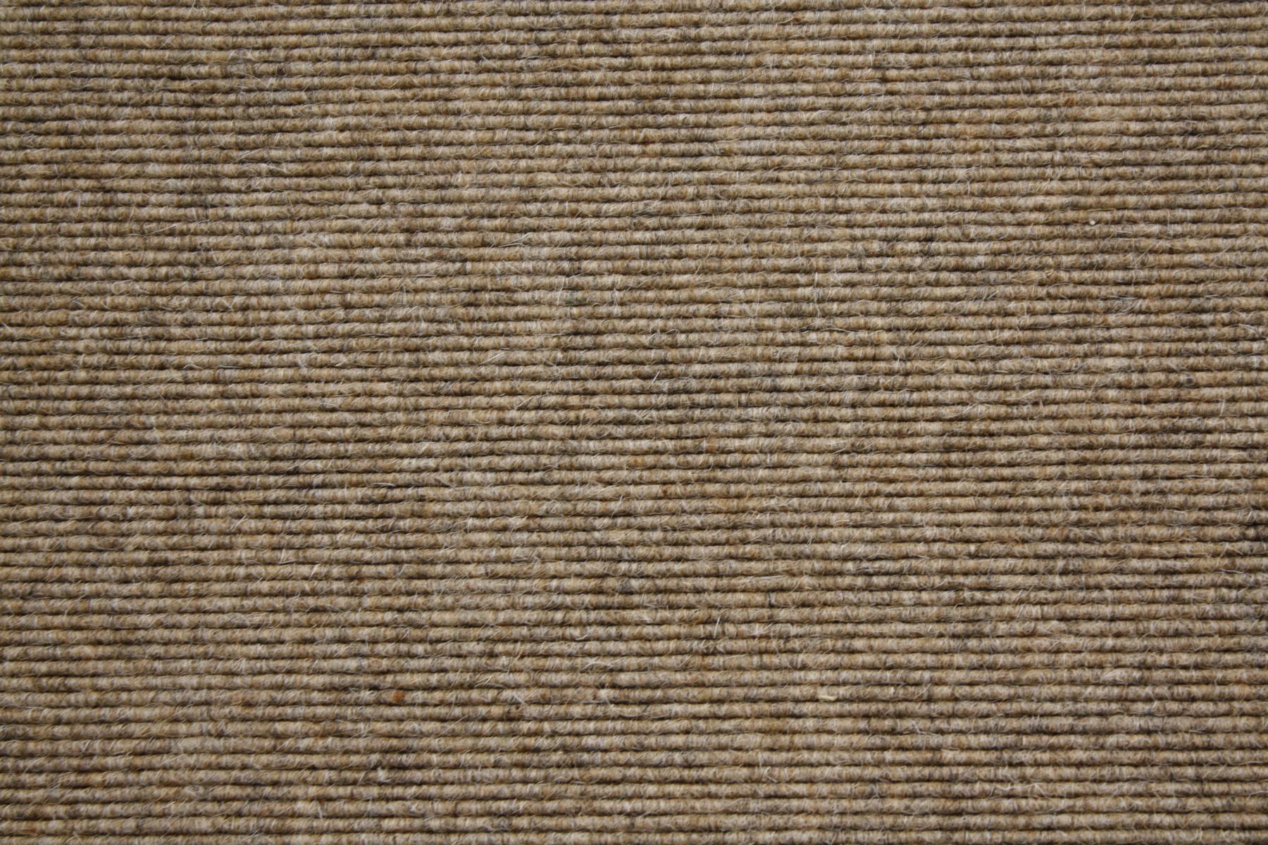 Teppich Tretford 571 umkettelt 200 x 200 cm Ziegenhaar