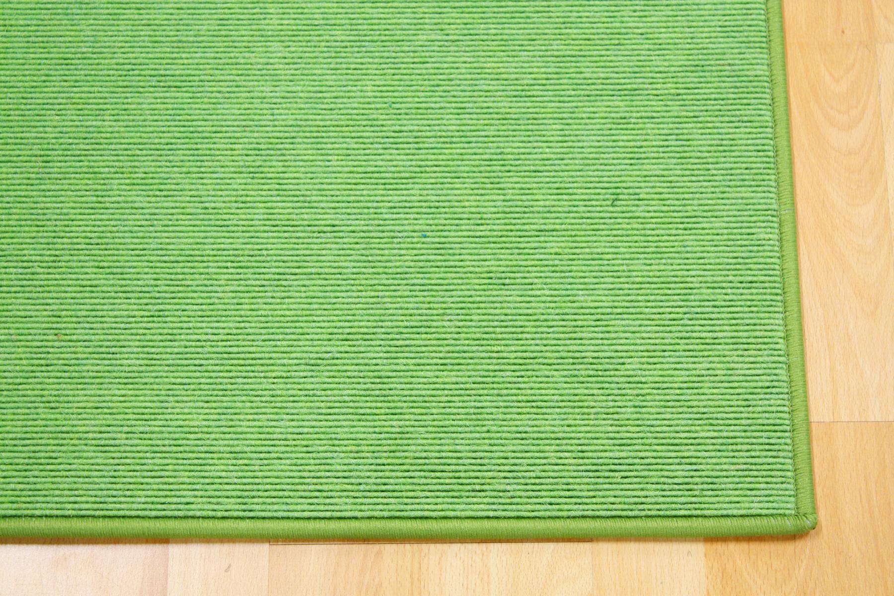 Teppich Tretford 580 umkettelt 250 x 200 cm Ziegenhaar