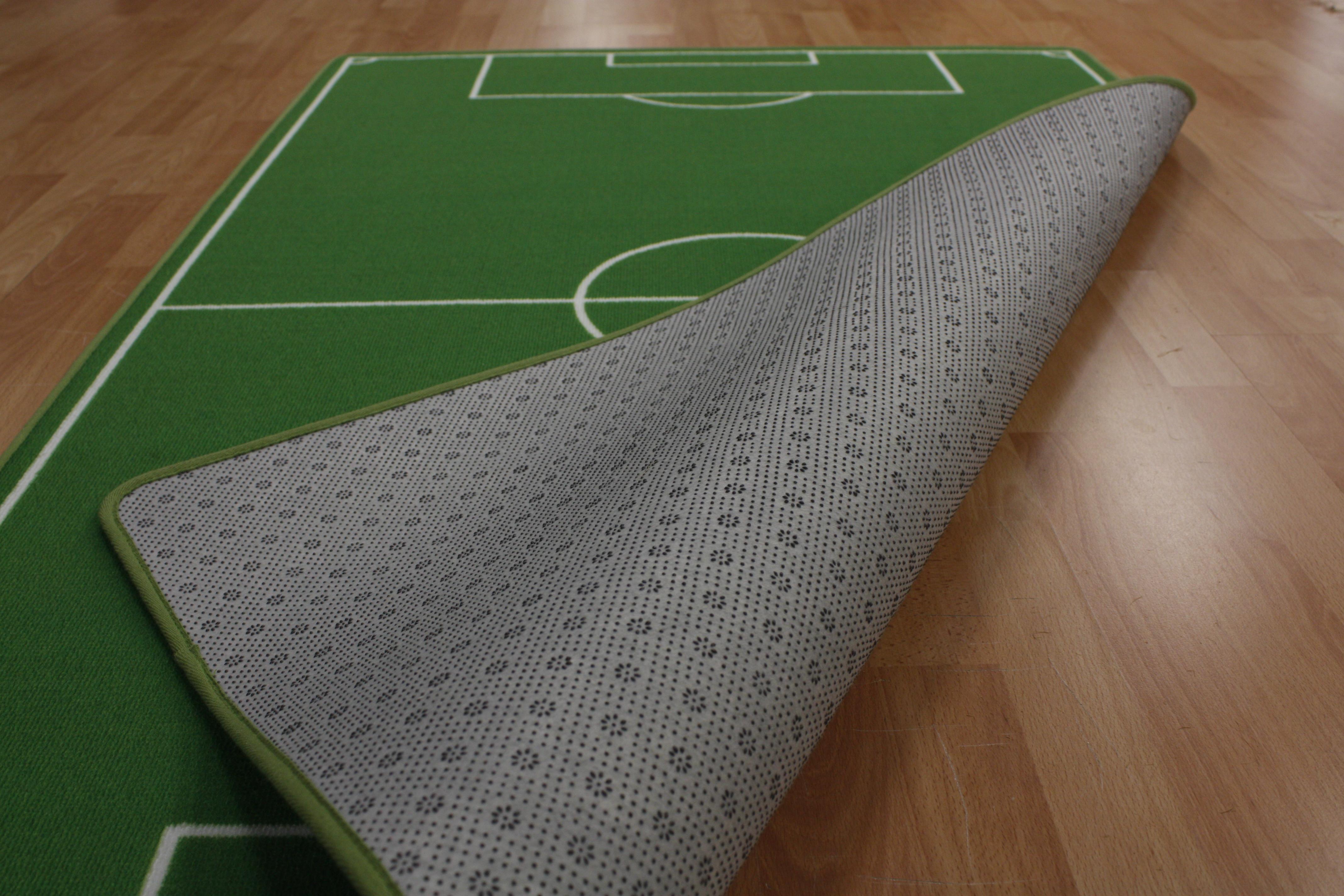 Tappeti Per Bambini Campo Da Calcio : Campo da calcio tappeto bambini giocano tappeto verde 100x160cm ebay