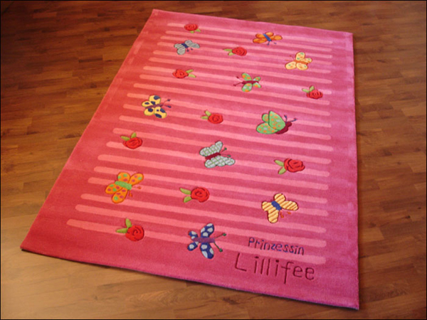 Prinzessin Lillifee Teppich 209901 130×190 cm + Tasche  eBay