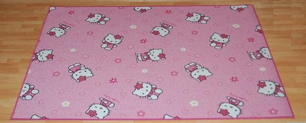 hello kitty rug play carpet furniture 160x200 cm ebay. Black Bedroom Furniture Sets. Home Design Ideas