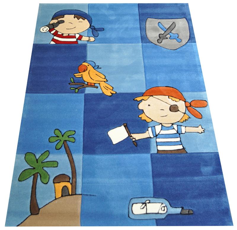 Kinder Teppich Pirat 160×220 cm 329001